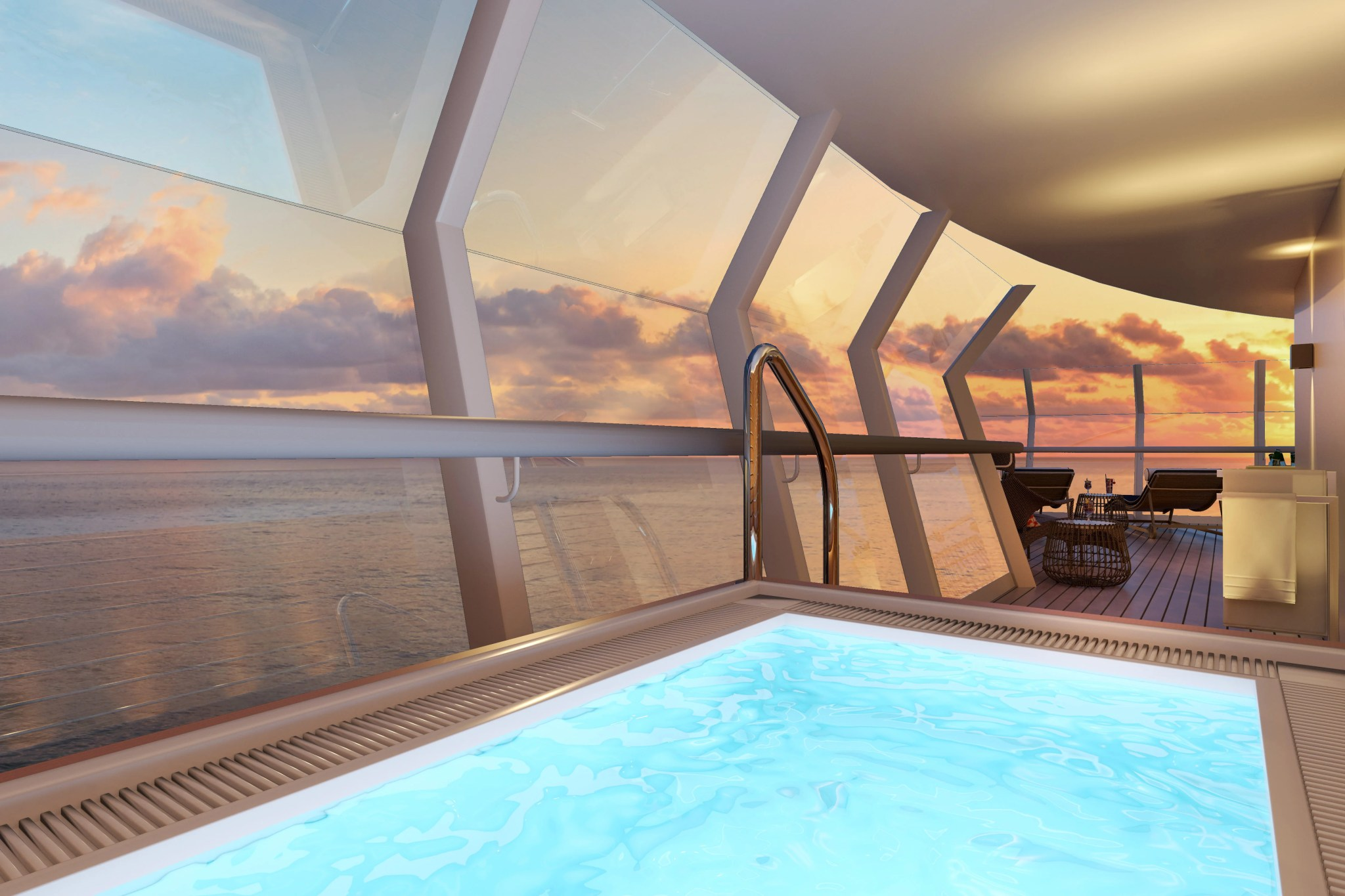 Carnival Is Going Big With Its Largest Suites Ever On New Ship
