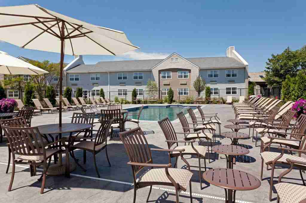 The DoubleTree by Hilton Cape Cod, Hyannis. (Photo courtesy of DoubleTree)