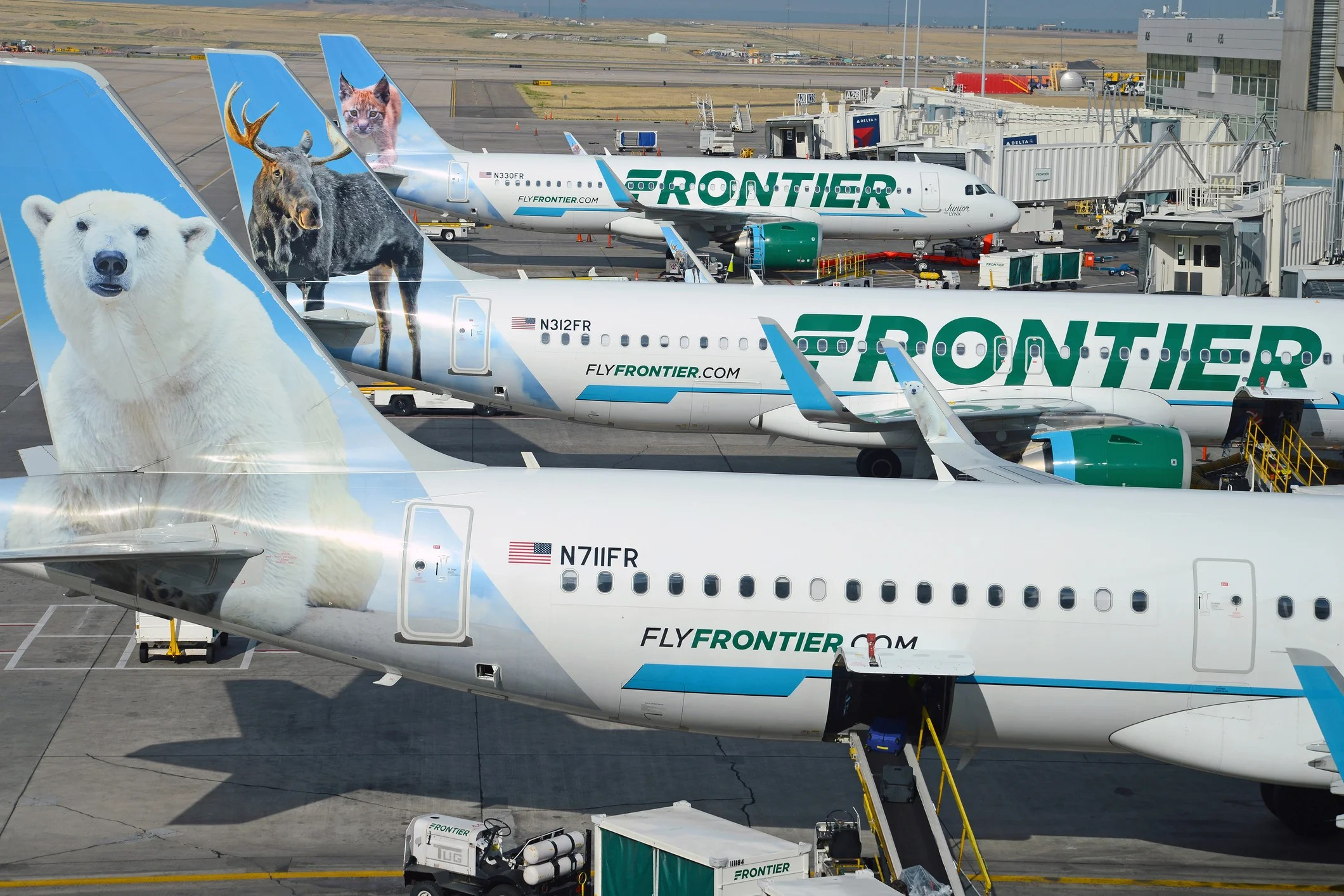 Pack Your Bags: Frontier Airlines Formally Launches 'Friends Fly Free'