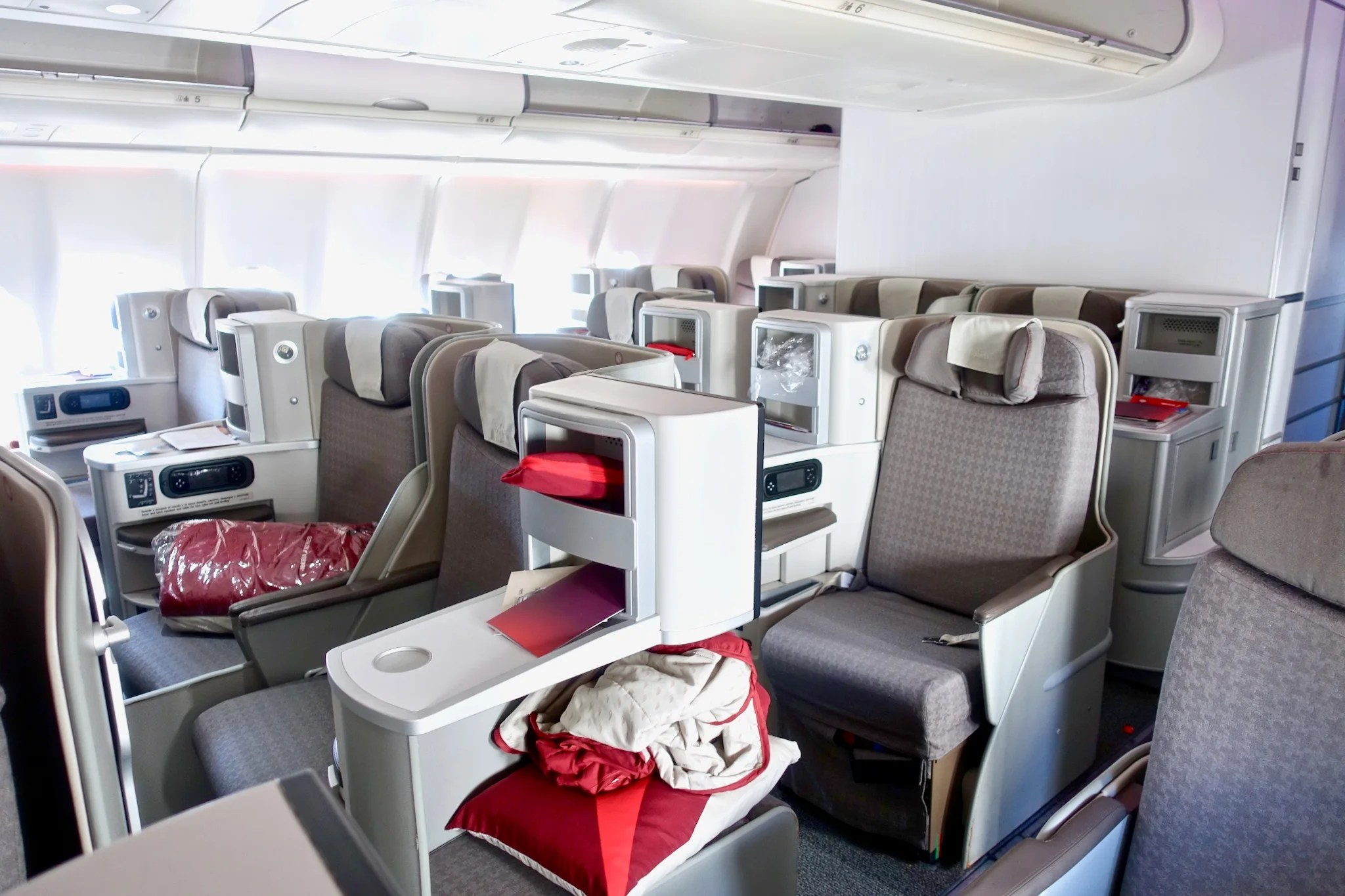 Is Business Class Worth It for Families?