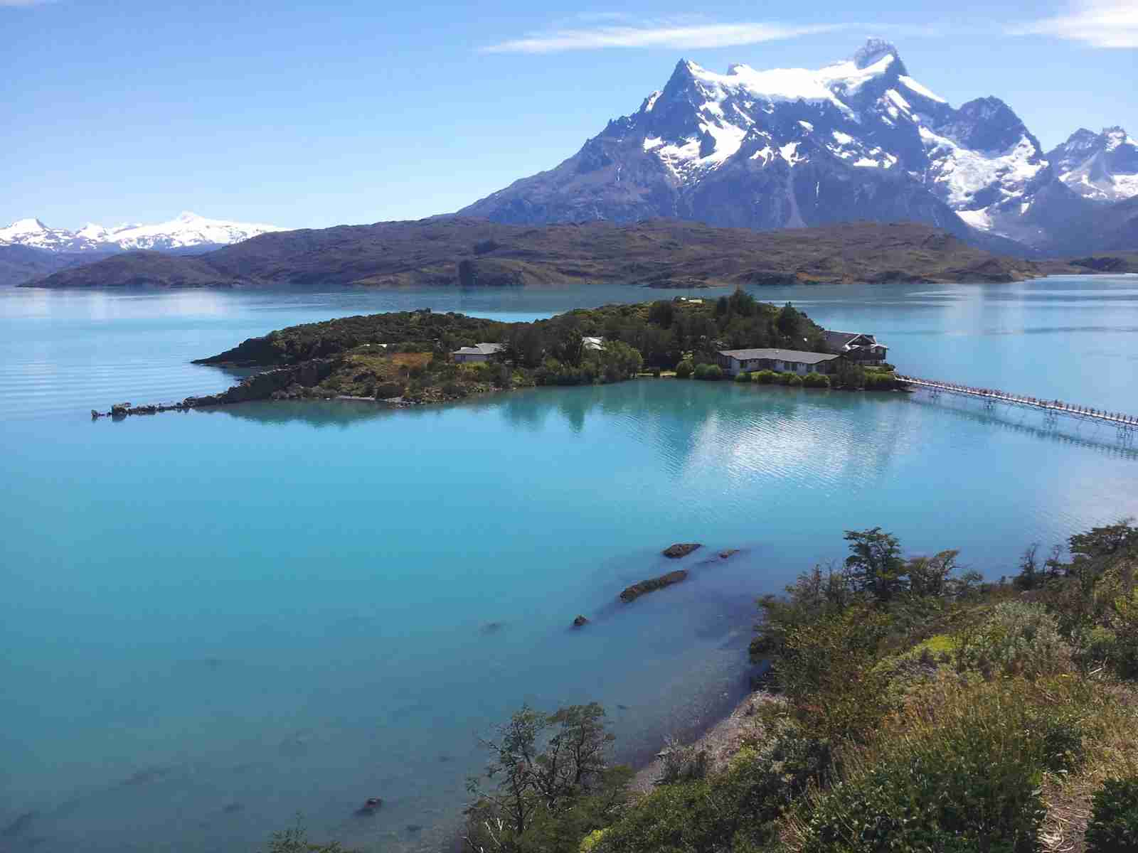 Chilean Patagonia, one of the most beautiful places on earth. (Photo by Jorge Pea / EyeEm / Getty Images)