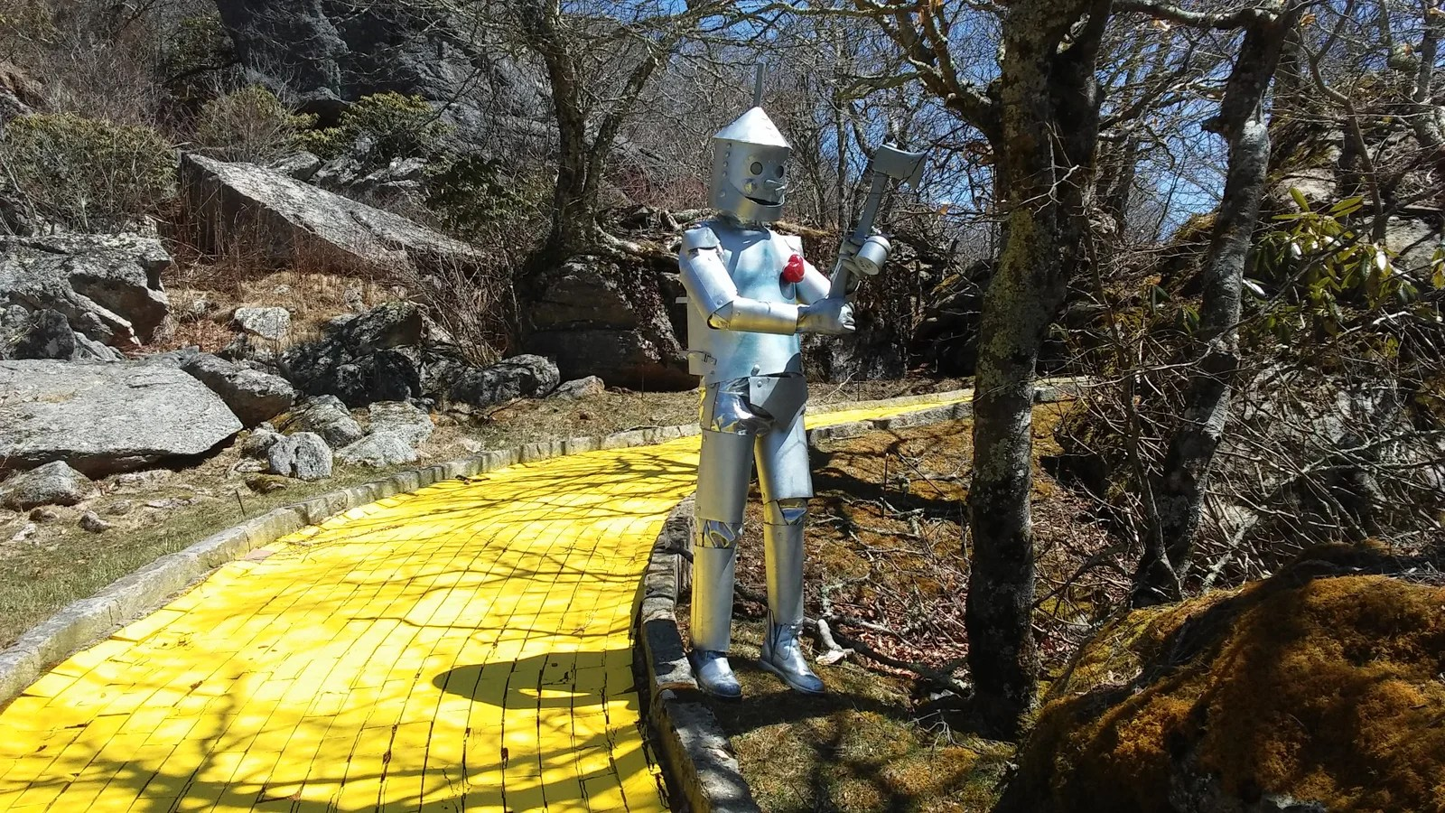 Follow The Yellow Brick Road Inside a Rarely Open Wizard of Oz Theme Park