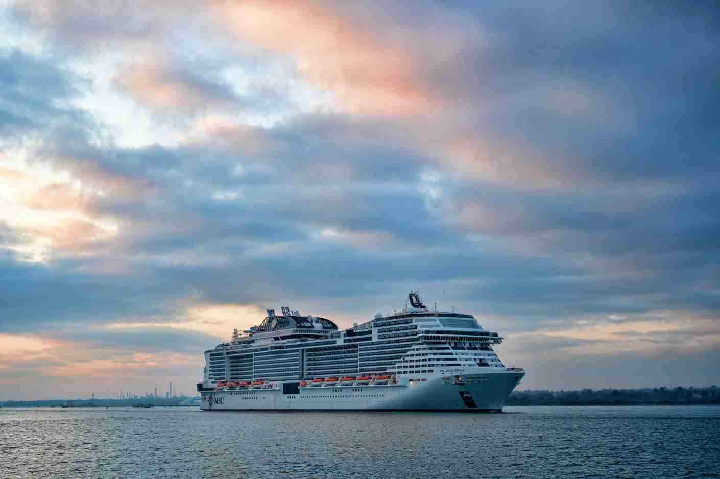 MSC Bellissima. (Photo courtesy of MSC Cruises)