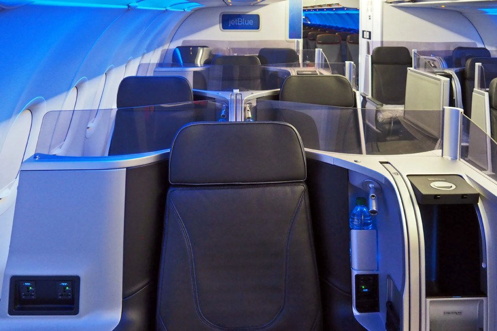 Transatlantic business-class fares are ripe for JetBlue to disrupt. Photo by Zach Honig.