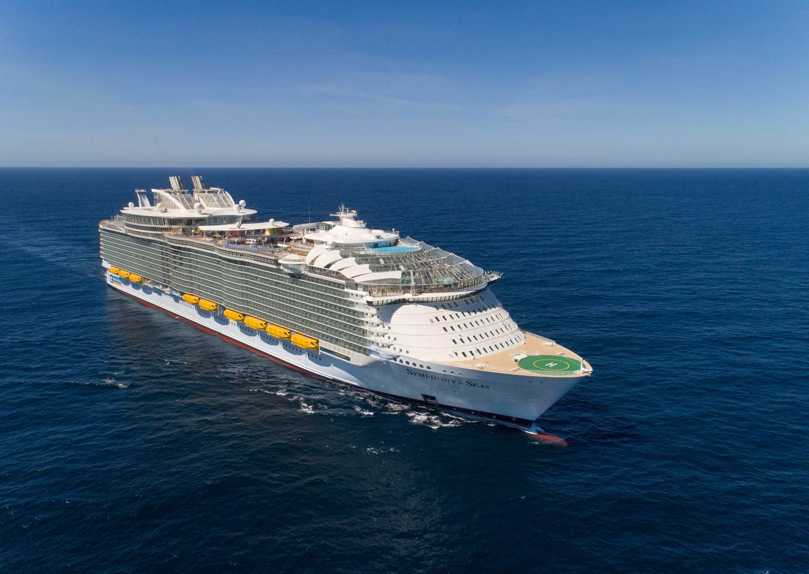 The four new giants of the cruise ship world – and how you can book them