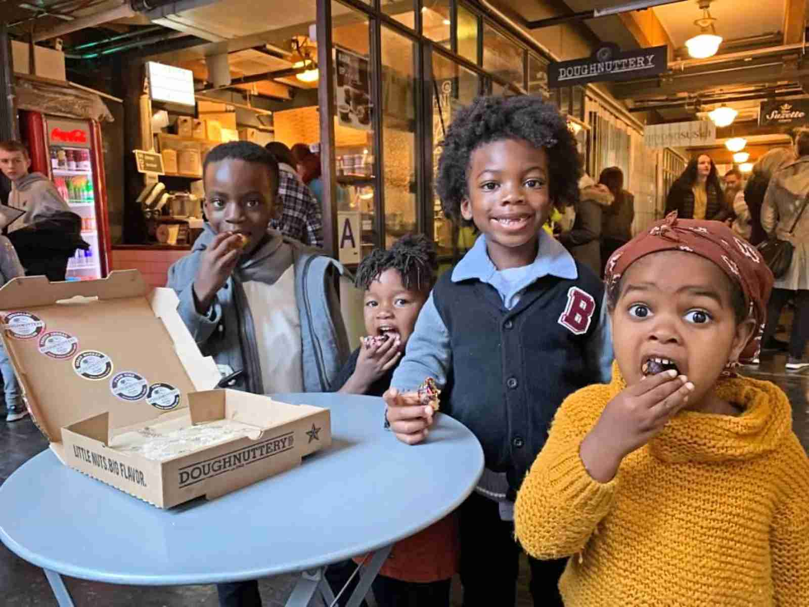 Unique Things to Do in NYC with Kids Food Tour