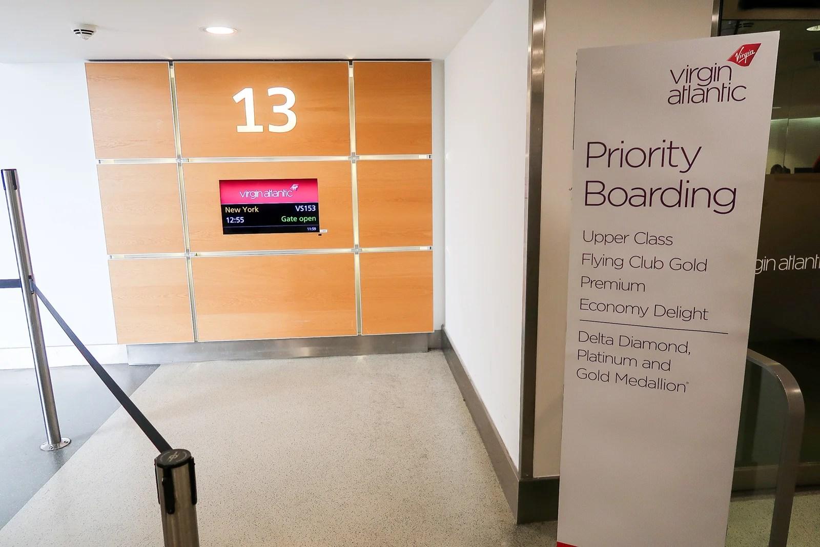 Review: Virgin Atlantic A330 Premium Economy LHR-JFK