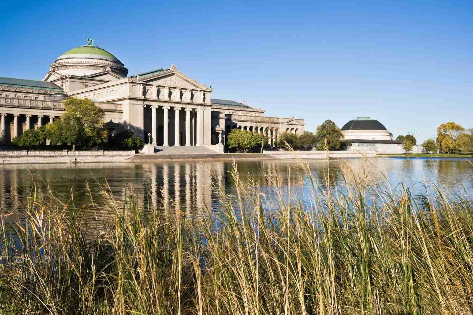 The Museum of Science and Industry, Chicago. (Photo by Benkrut / Getty Images)