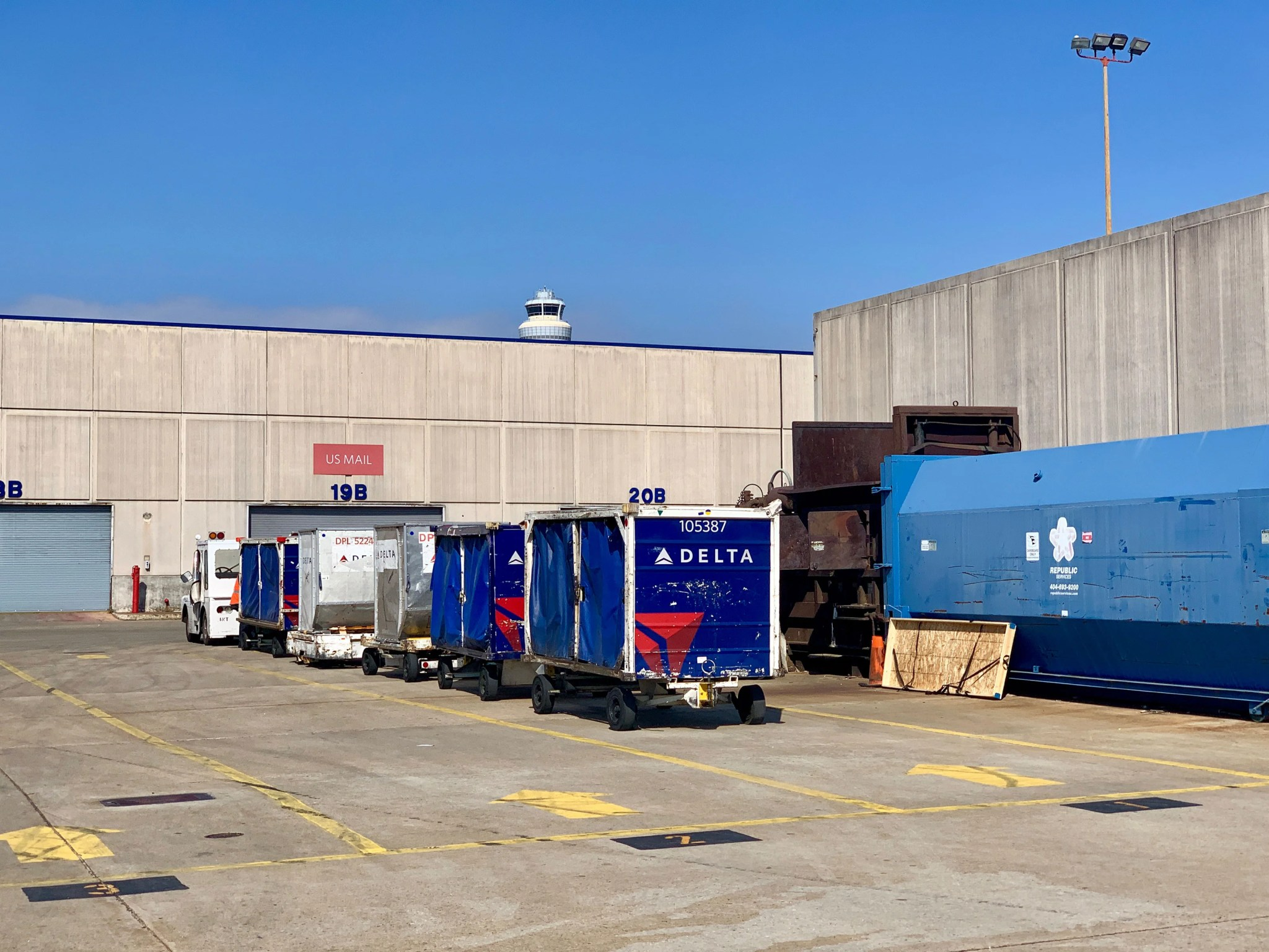 Behind the Scenes at Delta's Cargo Hub
