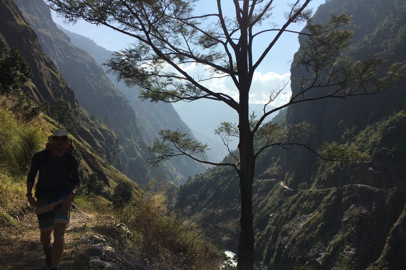 The new NATT trails are the best way to see more temperate parts of the Himalayas.