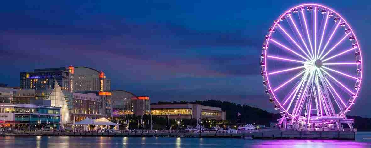 Image courtesy of Gaylord National Resort & Convention Center.