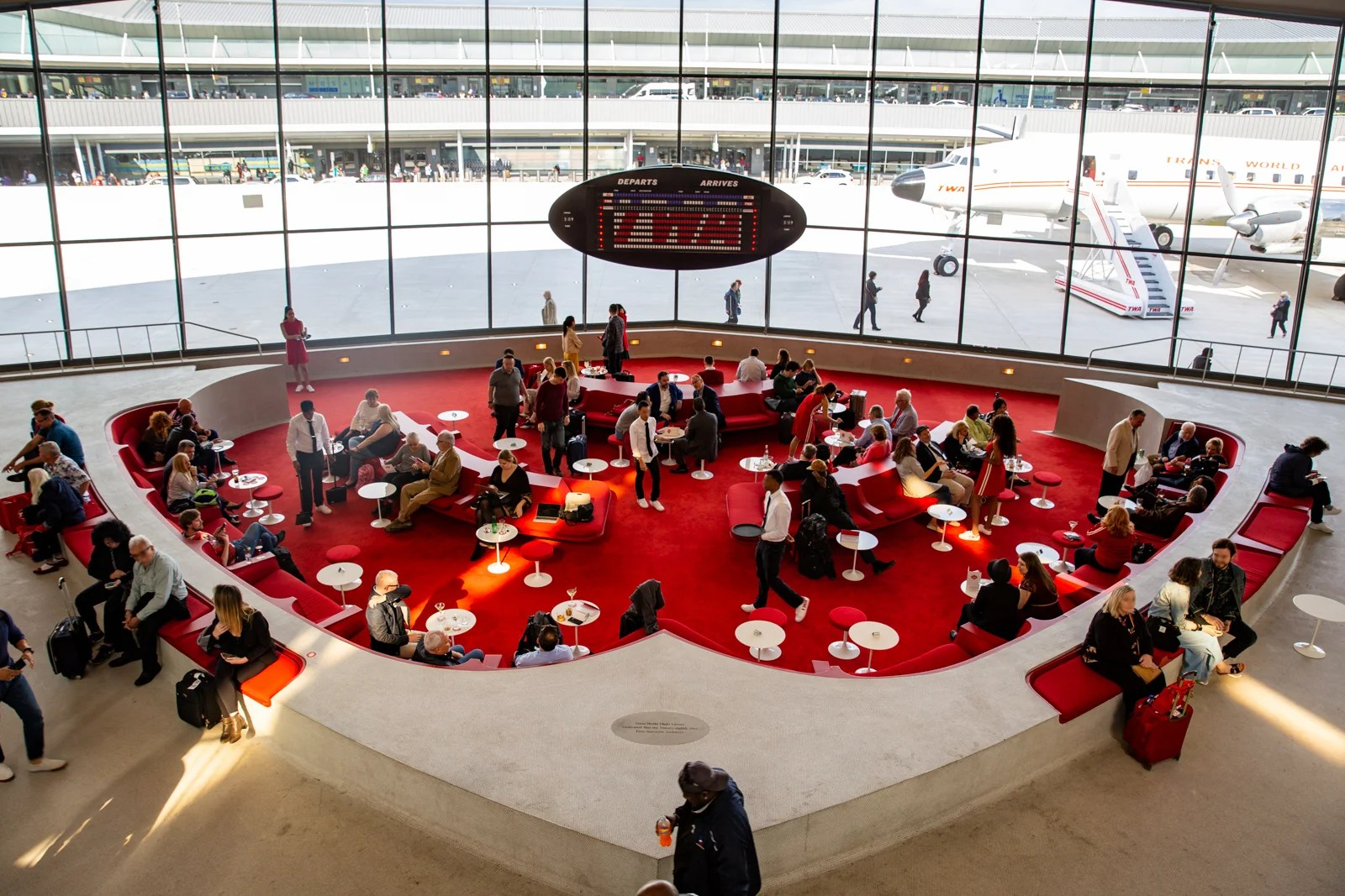 The TWA Hotel Opens, the Fastest Way to Get From NYC to DC, New Flights to Tokyo And More