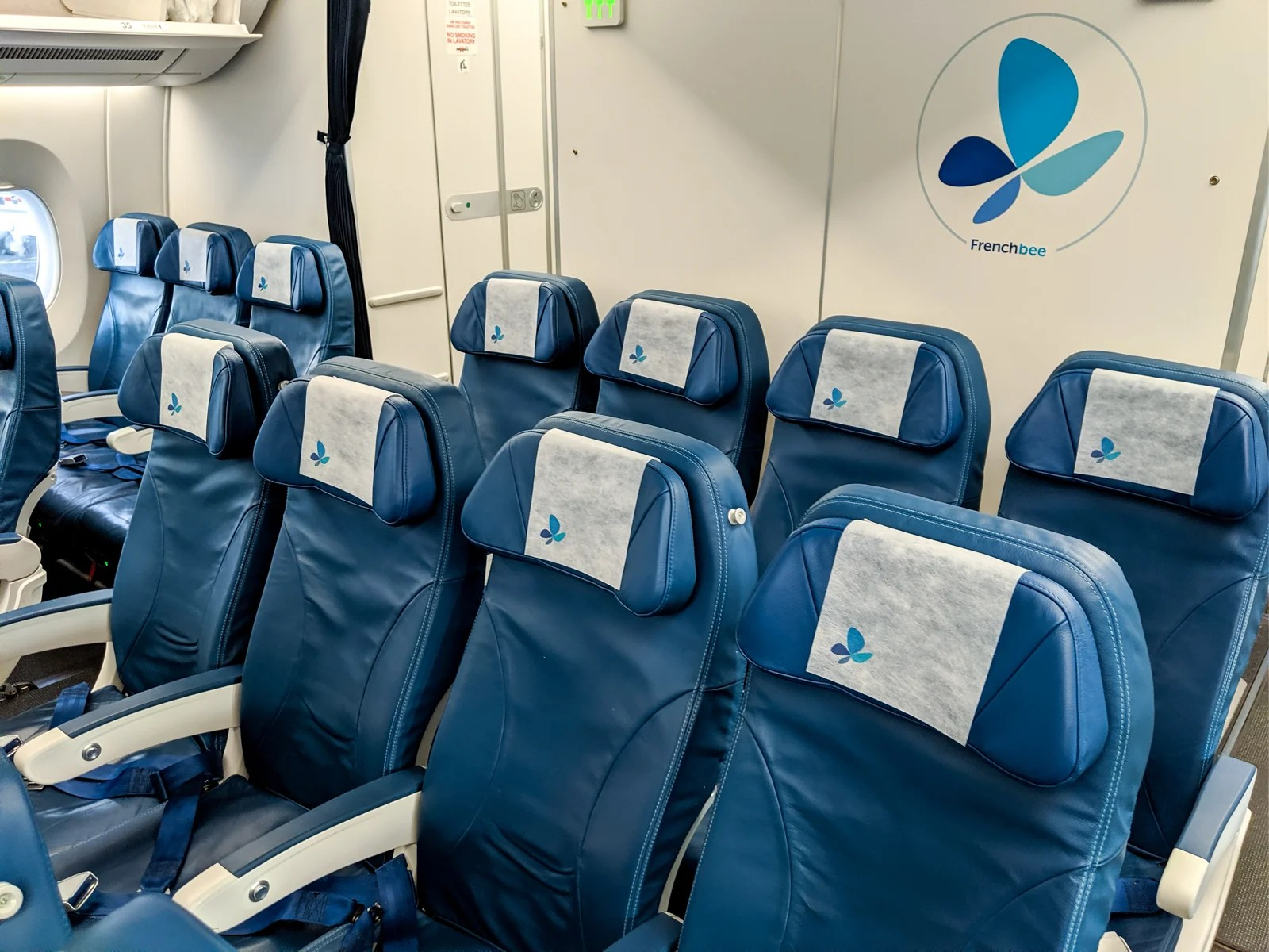 Carte American Express Air Tahiti Nui.Review French Bee S A350 In Economy From Tahiti To Sfo