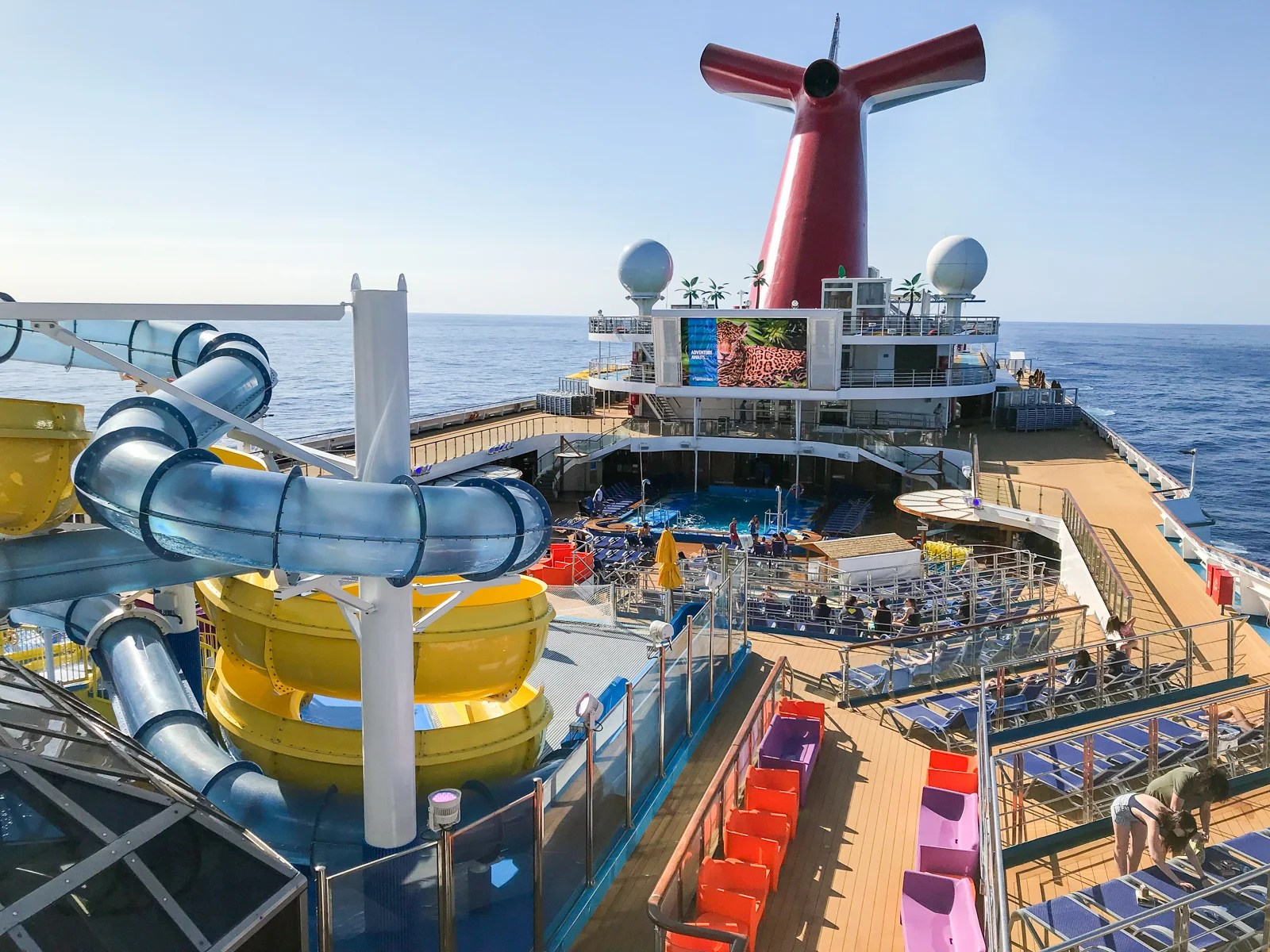 Picture of carnival sunrise