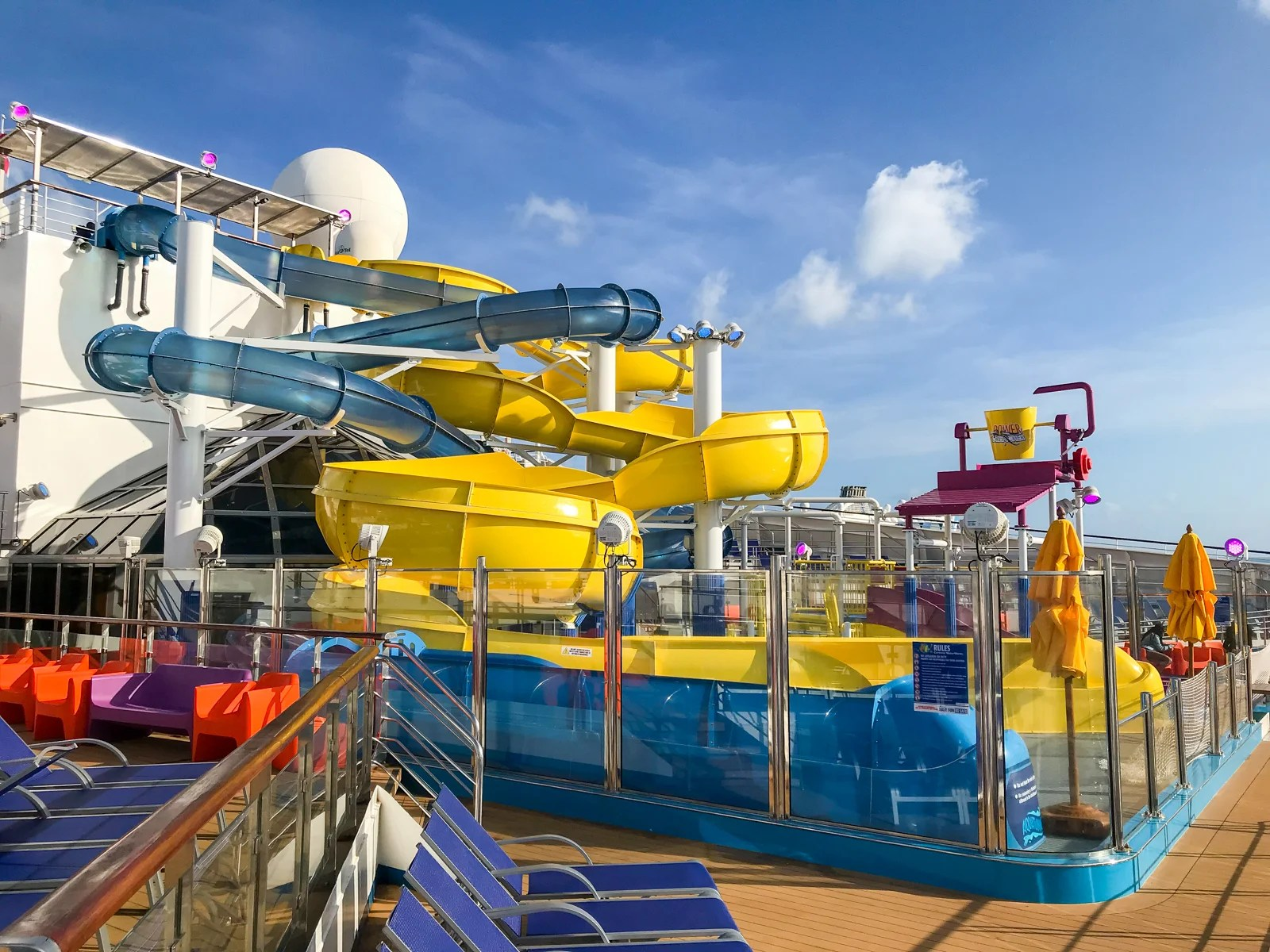 First Look at Carnival Cruise Line's 'New' Carnival Sunrise Ship