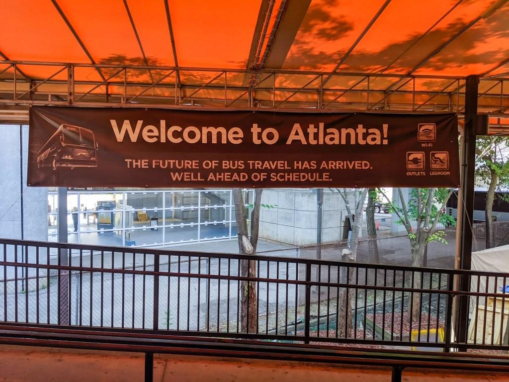 What It Was Like to Take a Greyhound Bus Atlanta-Birmingham