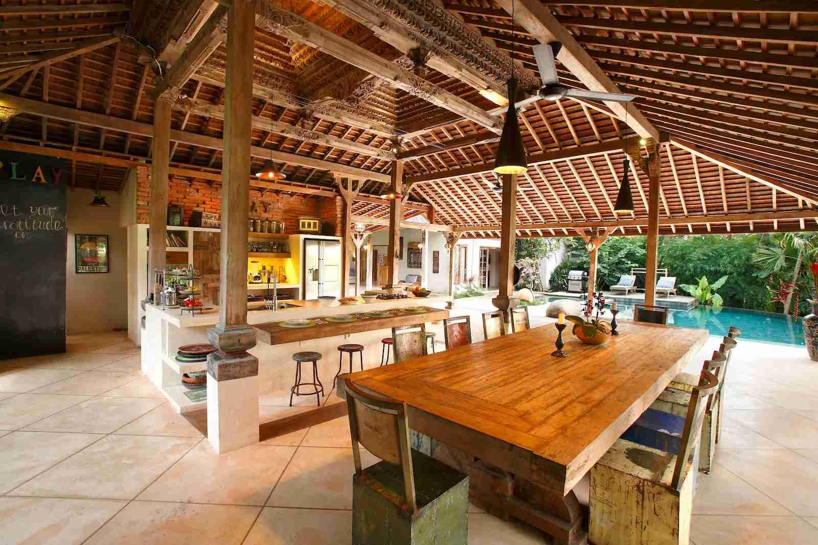 Bali Eco Villa Airbnb