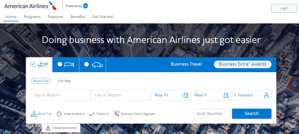 How To Use Aa Business Extra Points For Free Flights