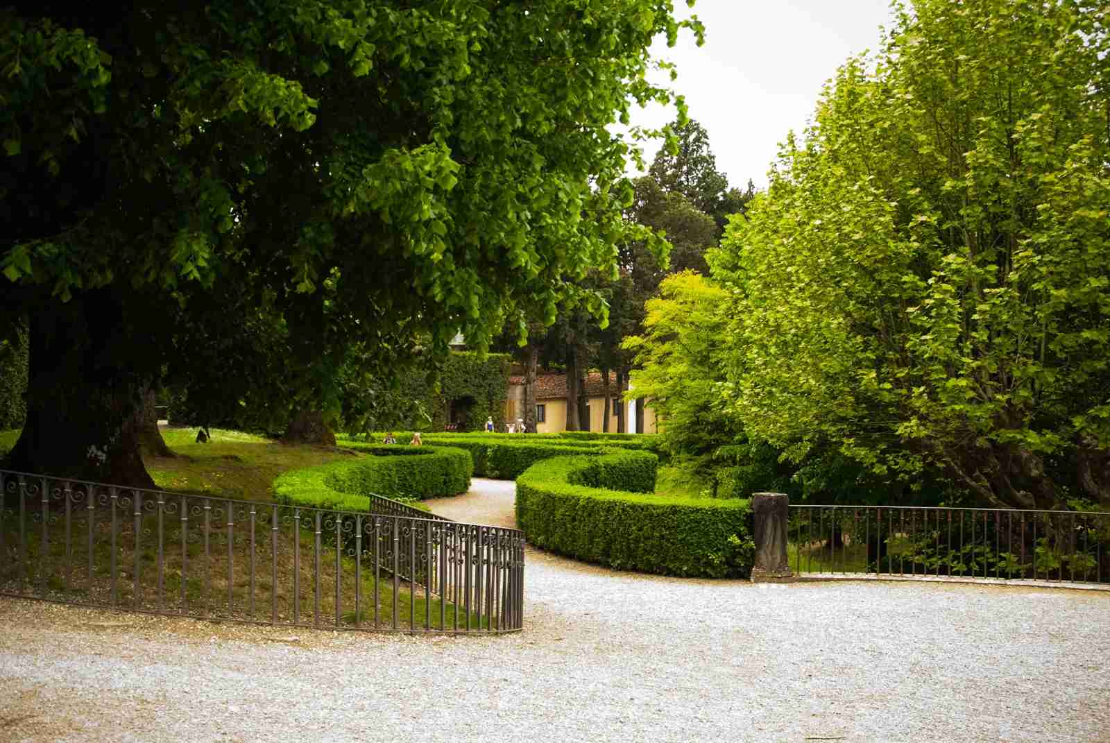 The Boboli Gardens in Florence. (Photo by Giulia Fiori Photography / Getty Images)