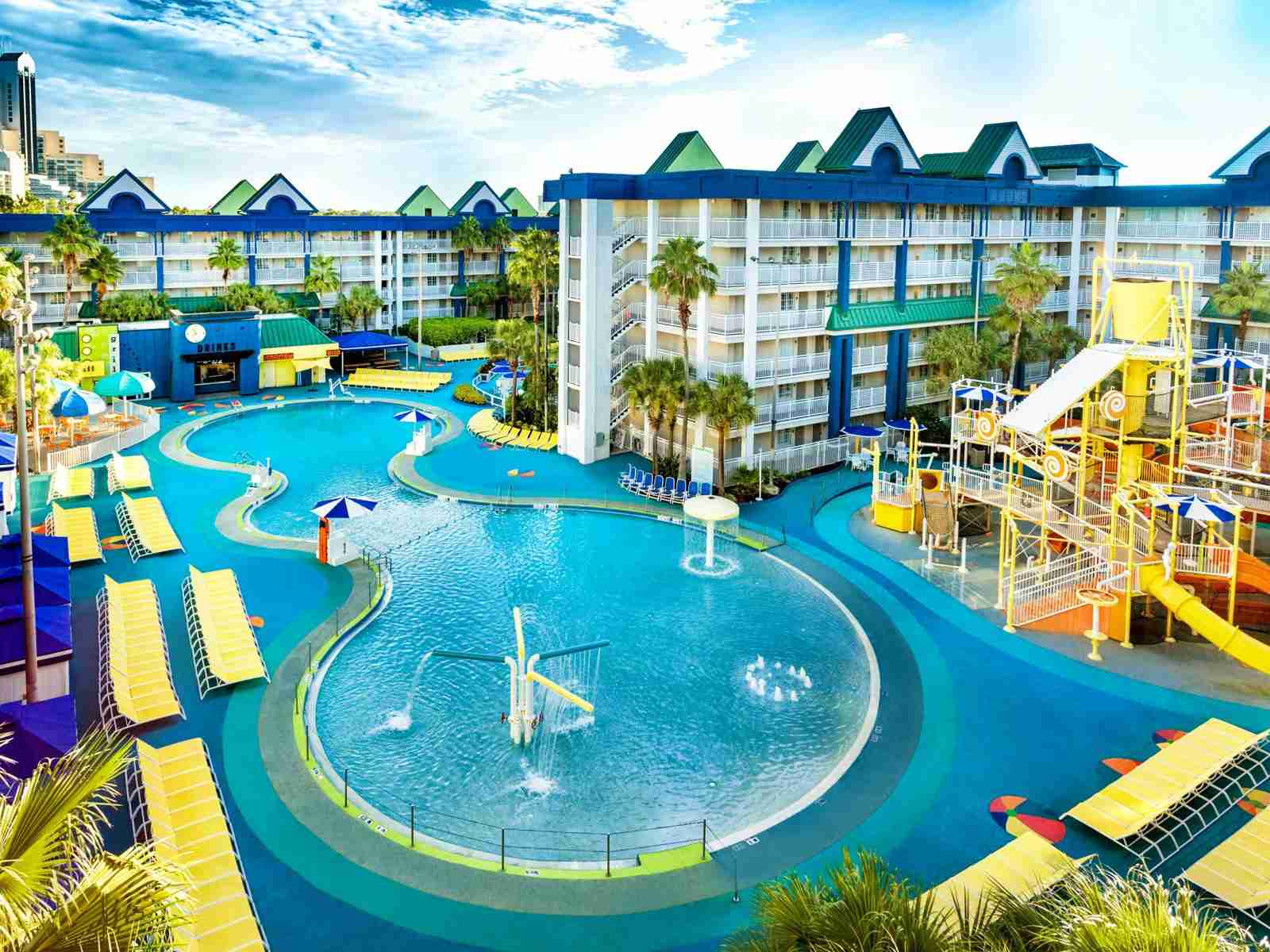 Holiday Inn Resort Orlando Suites (Photo courtesy of IHG)