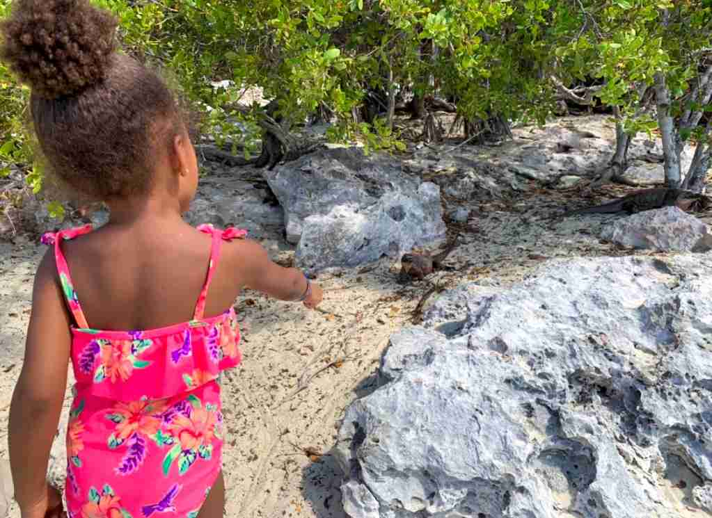 Visiting Exuma With Kids