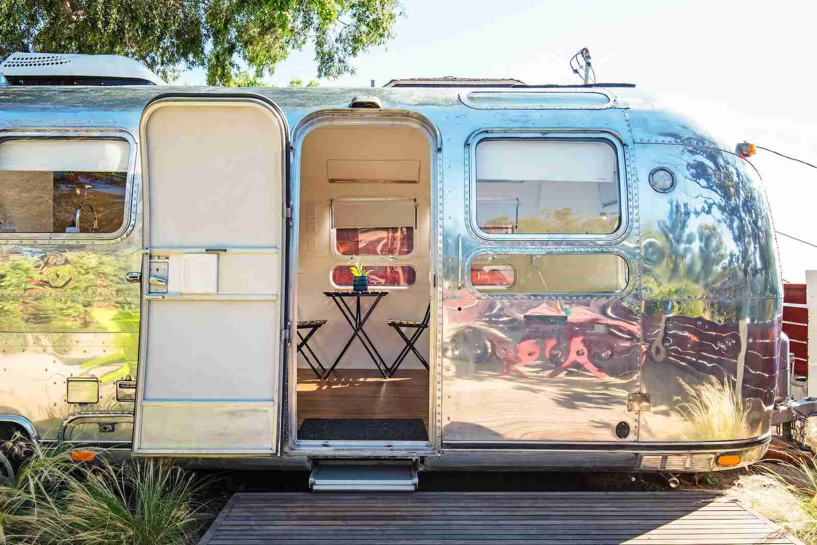 Camper RV Airstream California Airbnb