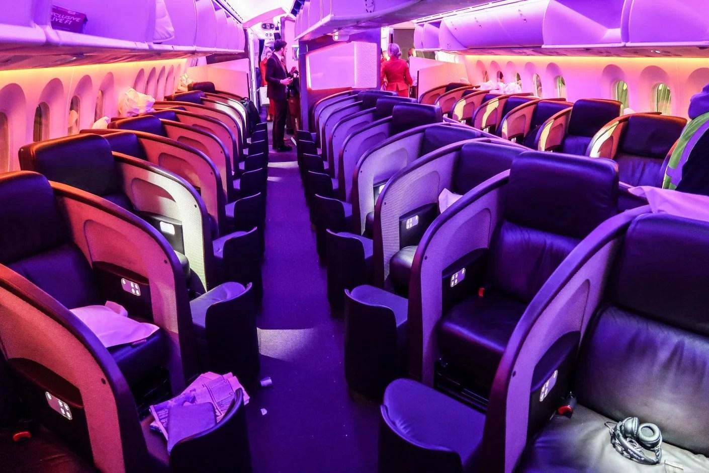 Virgin Atlantic S London To Mumbai Flight Now Bookable