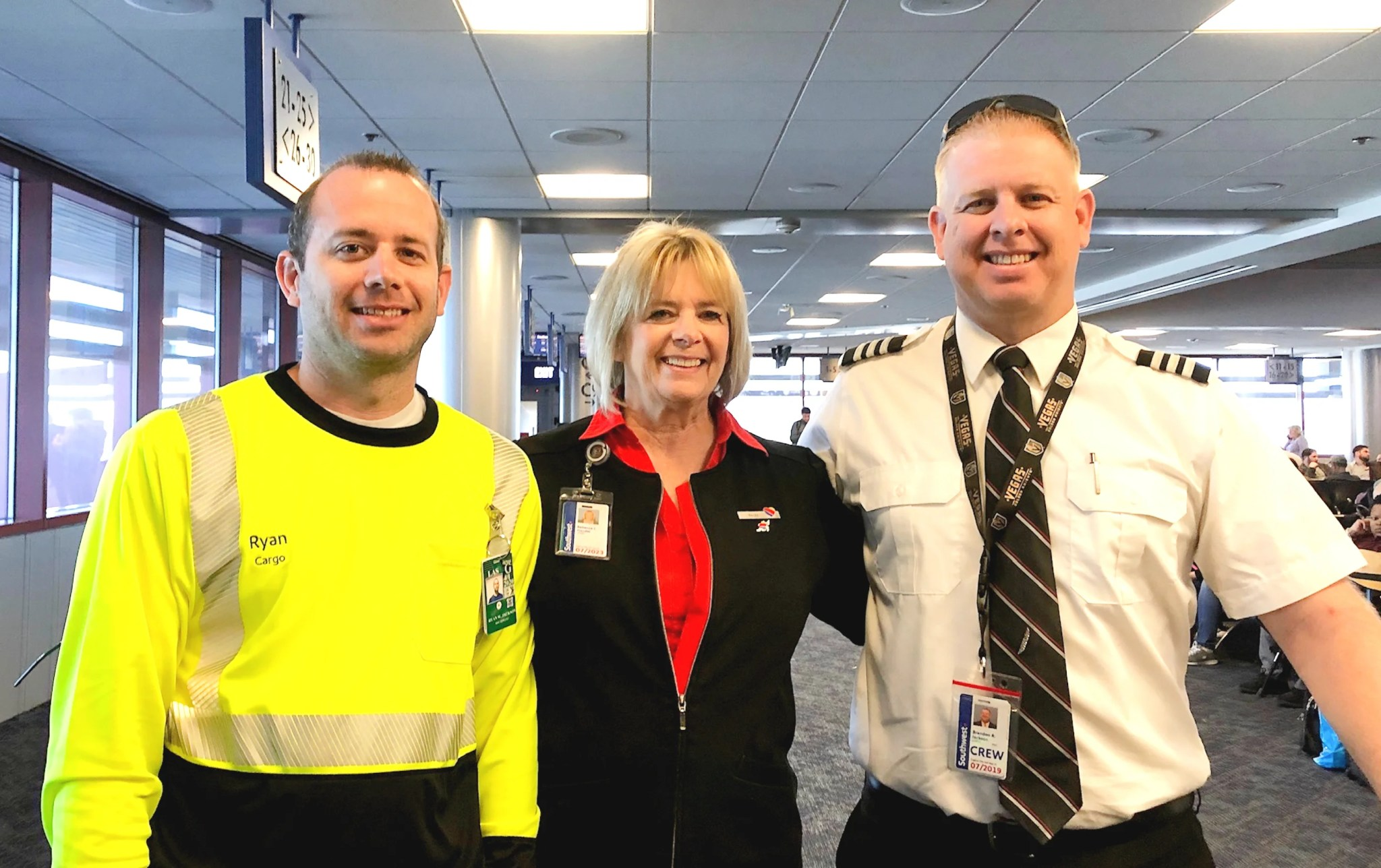 more than mothers  these airline employees work with their