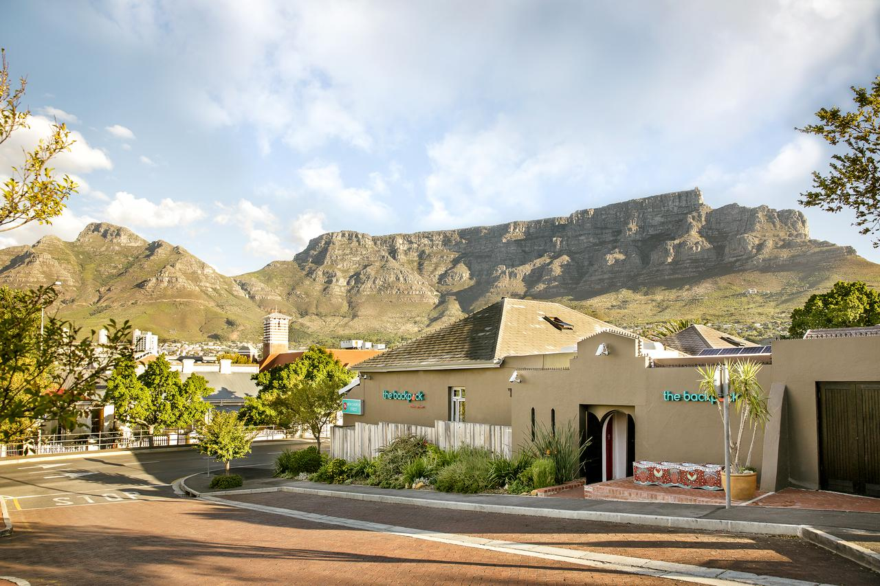 (Photo courtesy of The Backpack Hostel, Cape Town)
