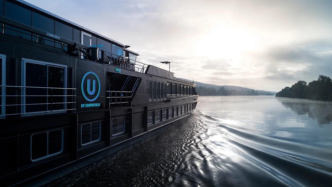 U River Cruise. (Photo courtesy of U by Uniworld)