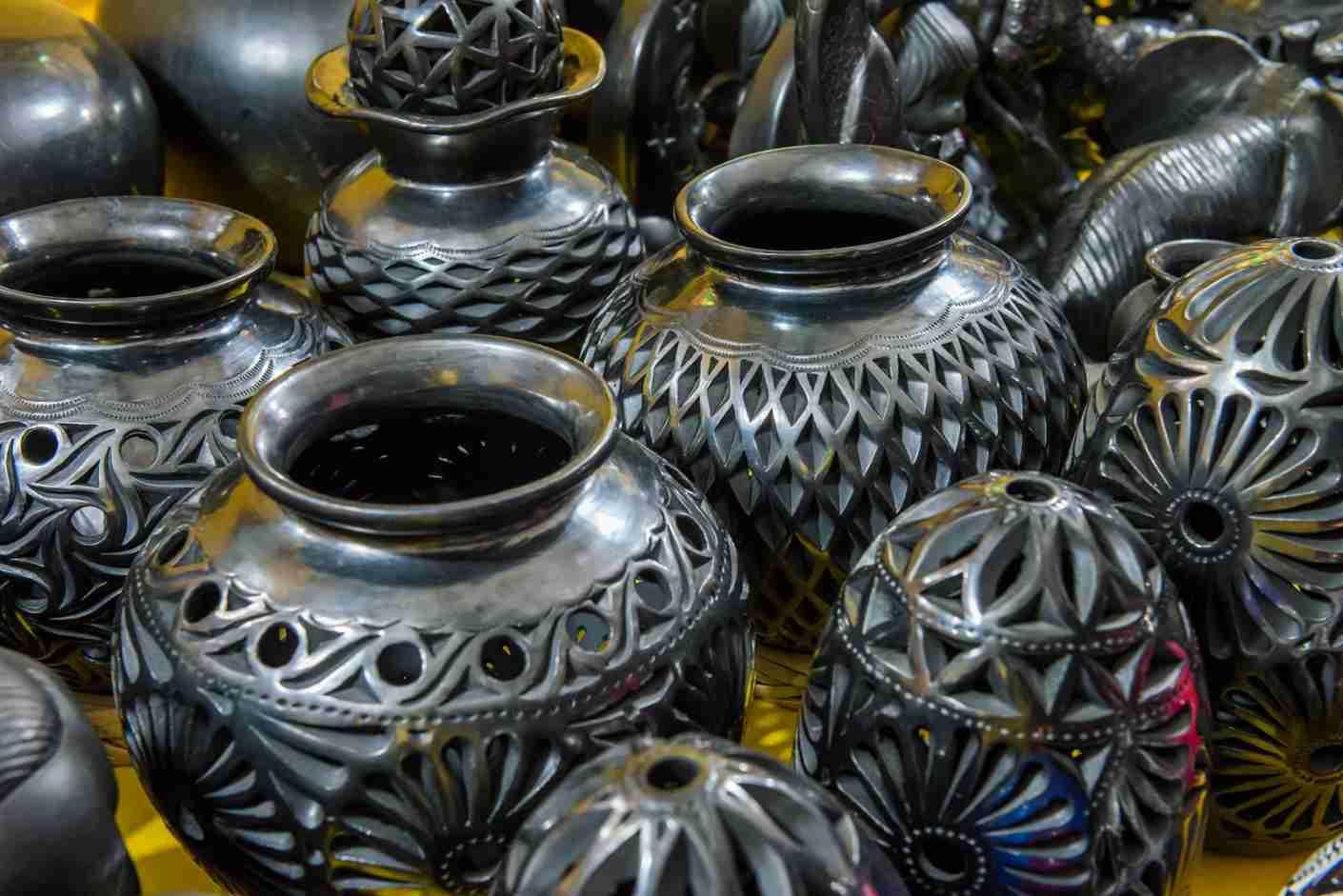 Barro Negro from Oaxacan Silver. (Photo by Vicy / Shutterstock)