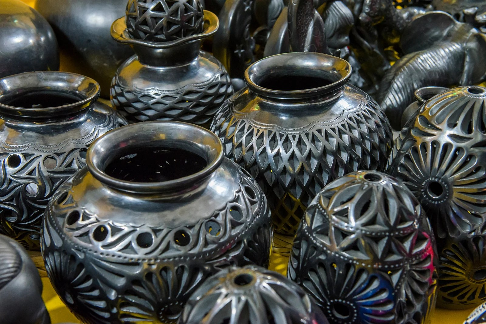 Barro Negro from Oaxacan Silver. (Photo by Vicy / Shutterstock)