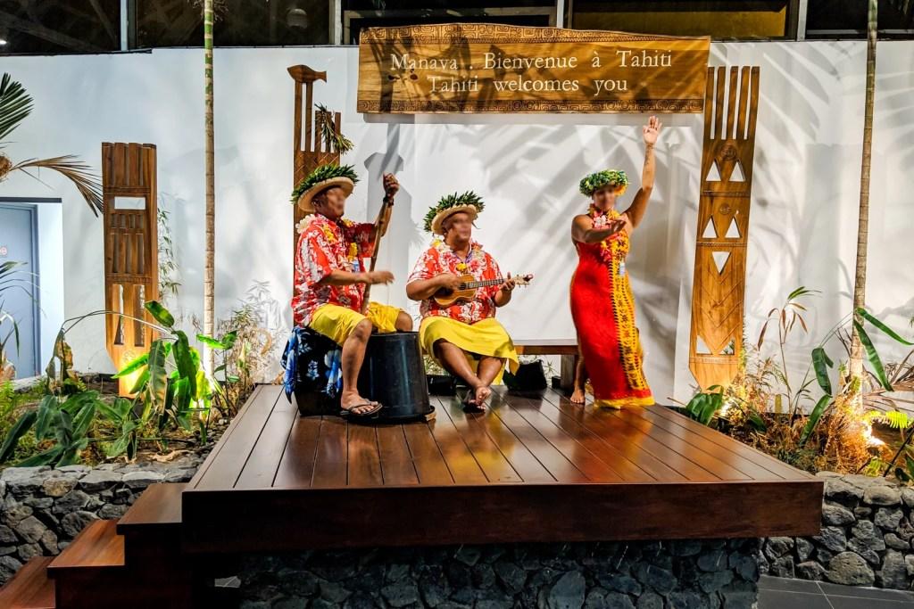 Air Tahiti Nui 787-9 Business Class — Los Angeles to Papeete