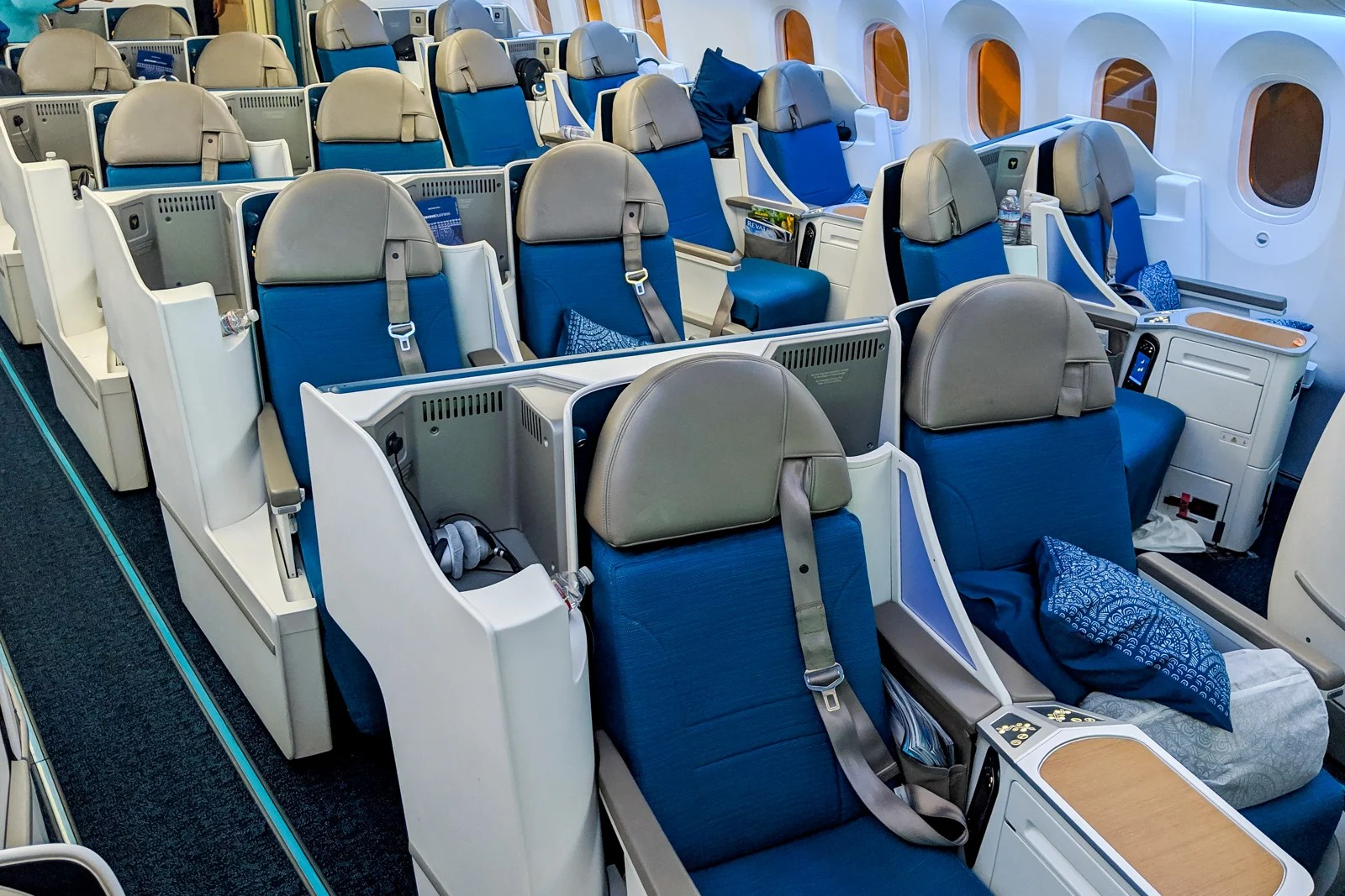 An Old New Product: Air Tahiti Nui's 787-9 in Business Class From LAX to Papeete, Tahiti