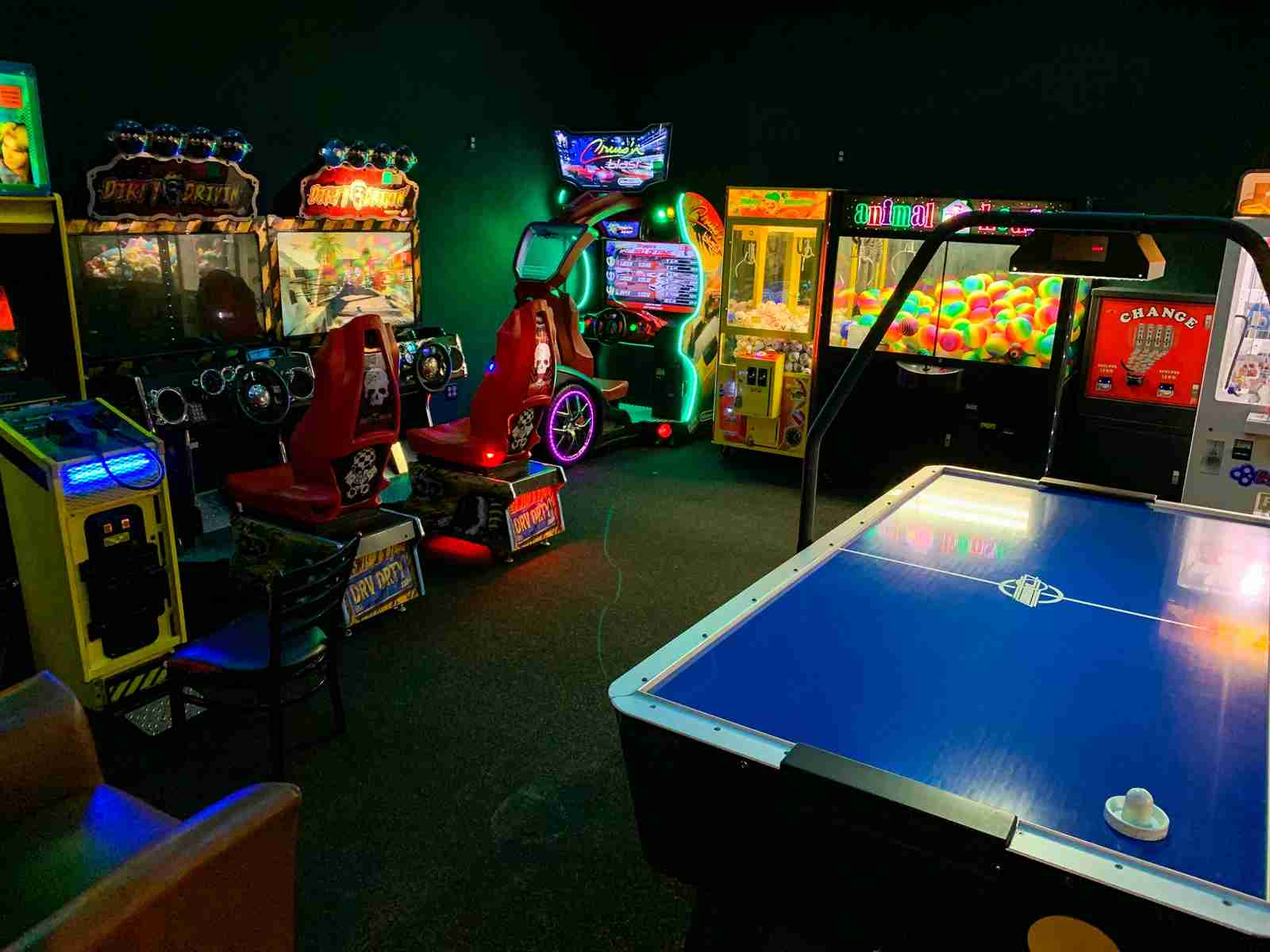 Fairfield Anaheim Disneyland Game Room