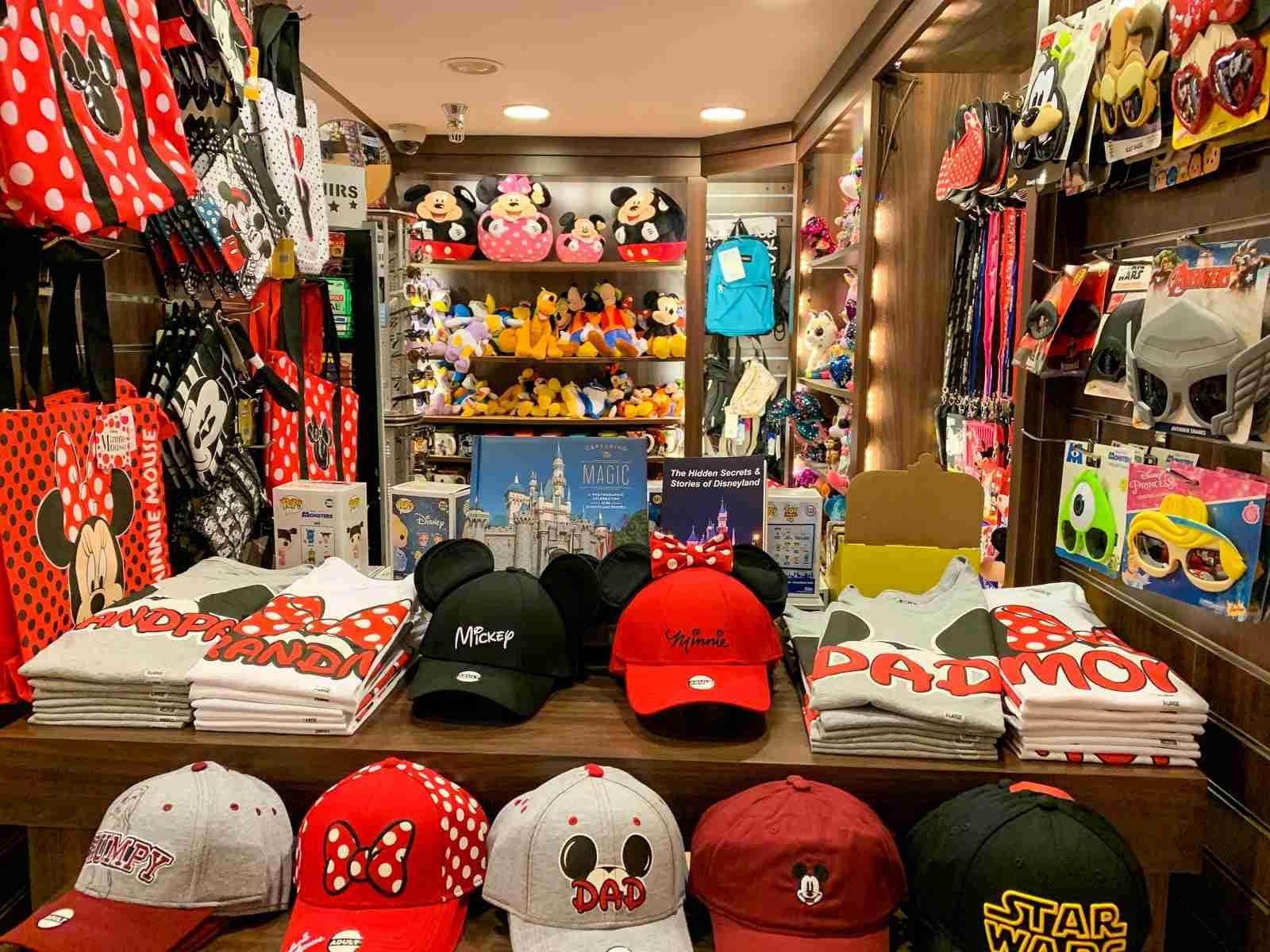 Fairfield Anaheim Disneyland Gift Store