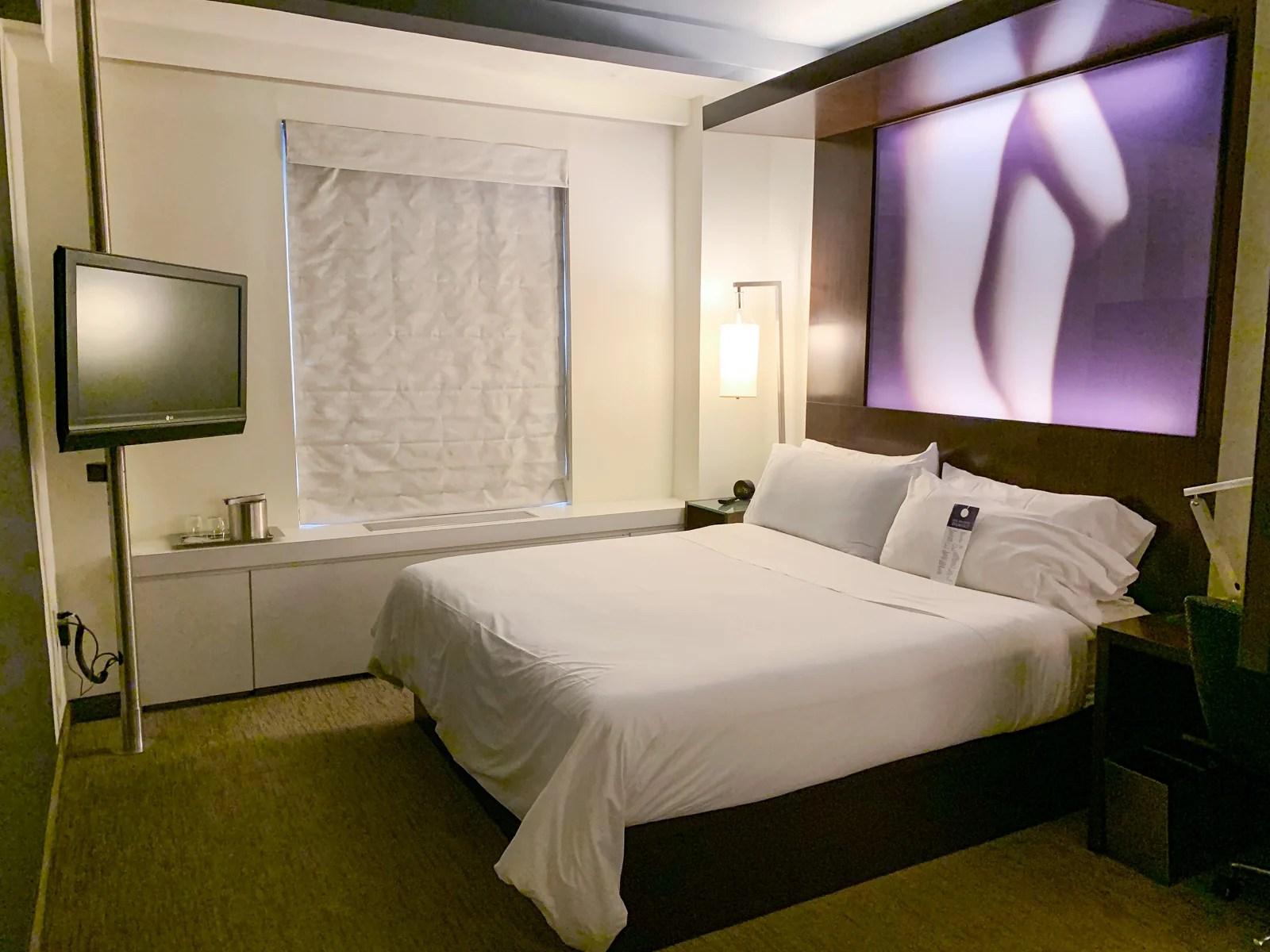 Maxwell Hotel NYC Bed