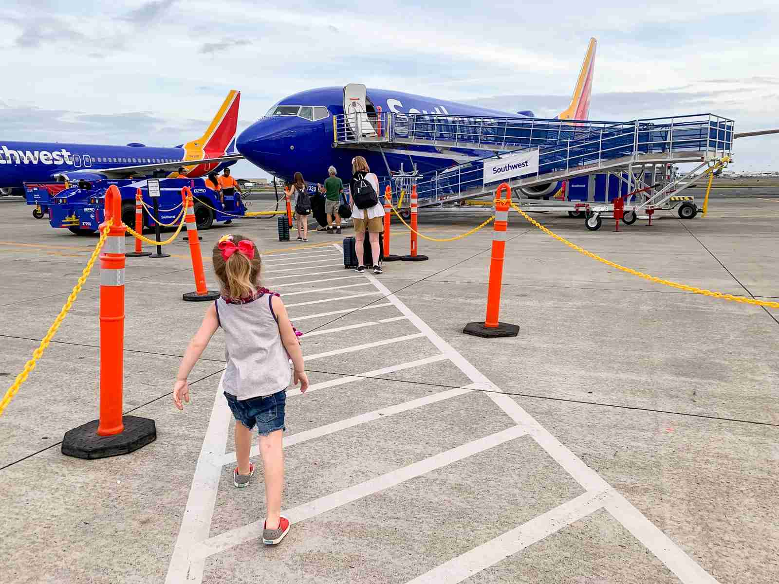 Southwest makes it easy to island-hop in Hawaii. (Photo by Summer Hull/The Points Guy)