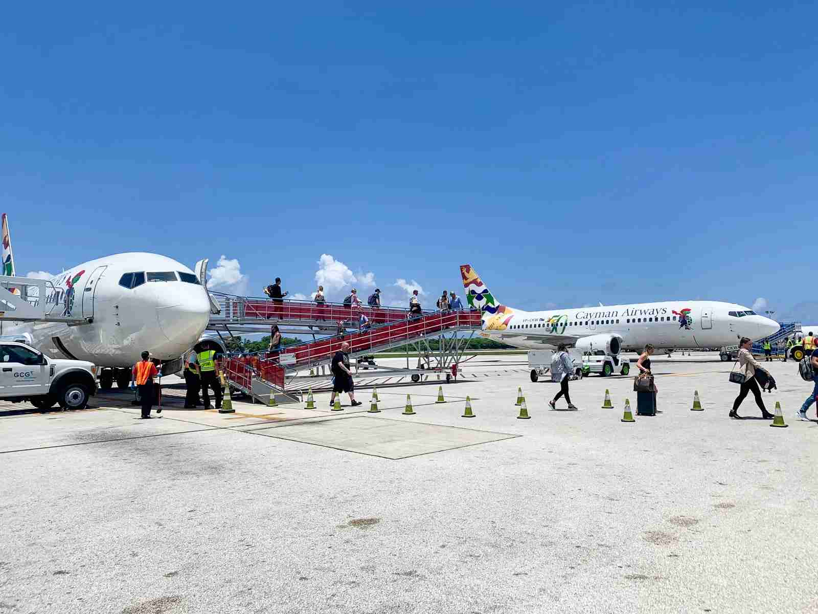 Cayman Airways Economy