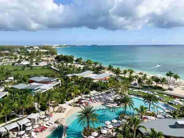 Kimtpon Seafire Resort on Grand Cayman (Photo by Scott Mayerowitz/The Points Guy)
