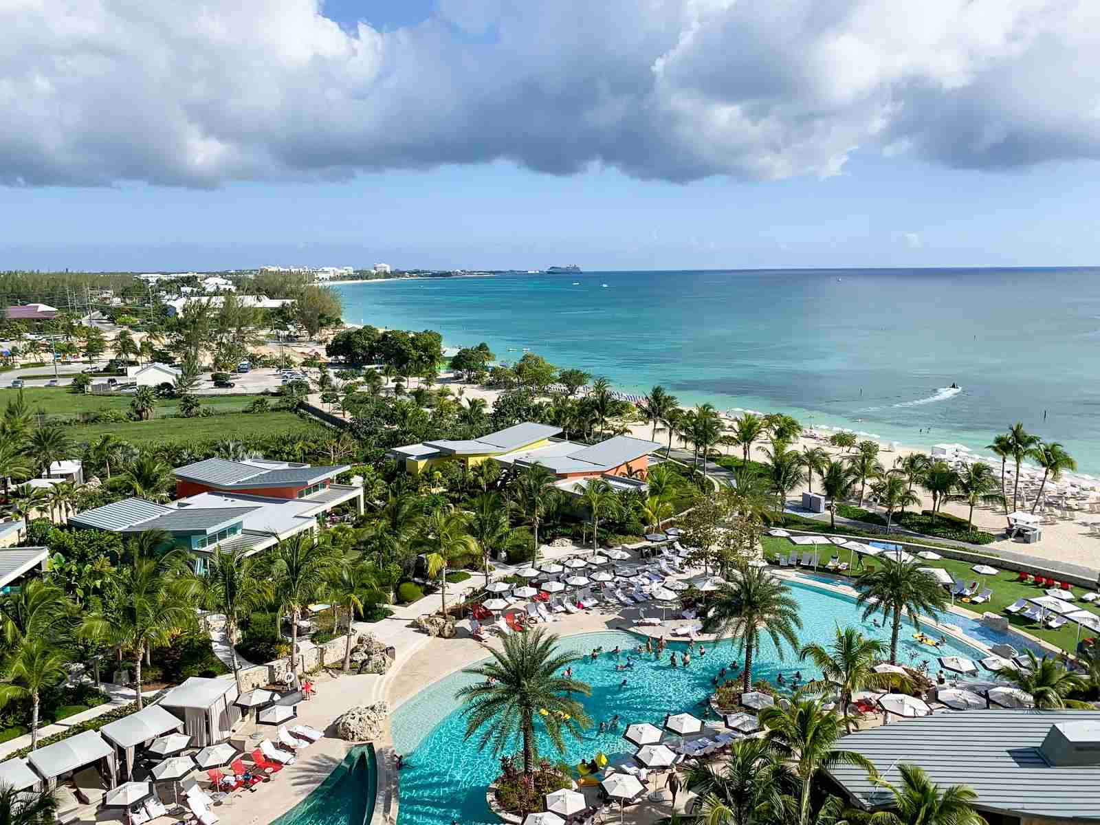 Kimtpon Seafire Resort on Grand Cayman (Photo by Scott Mayerowitz/The Points Guy)