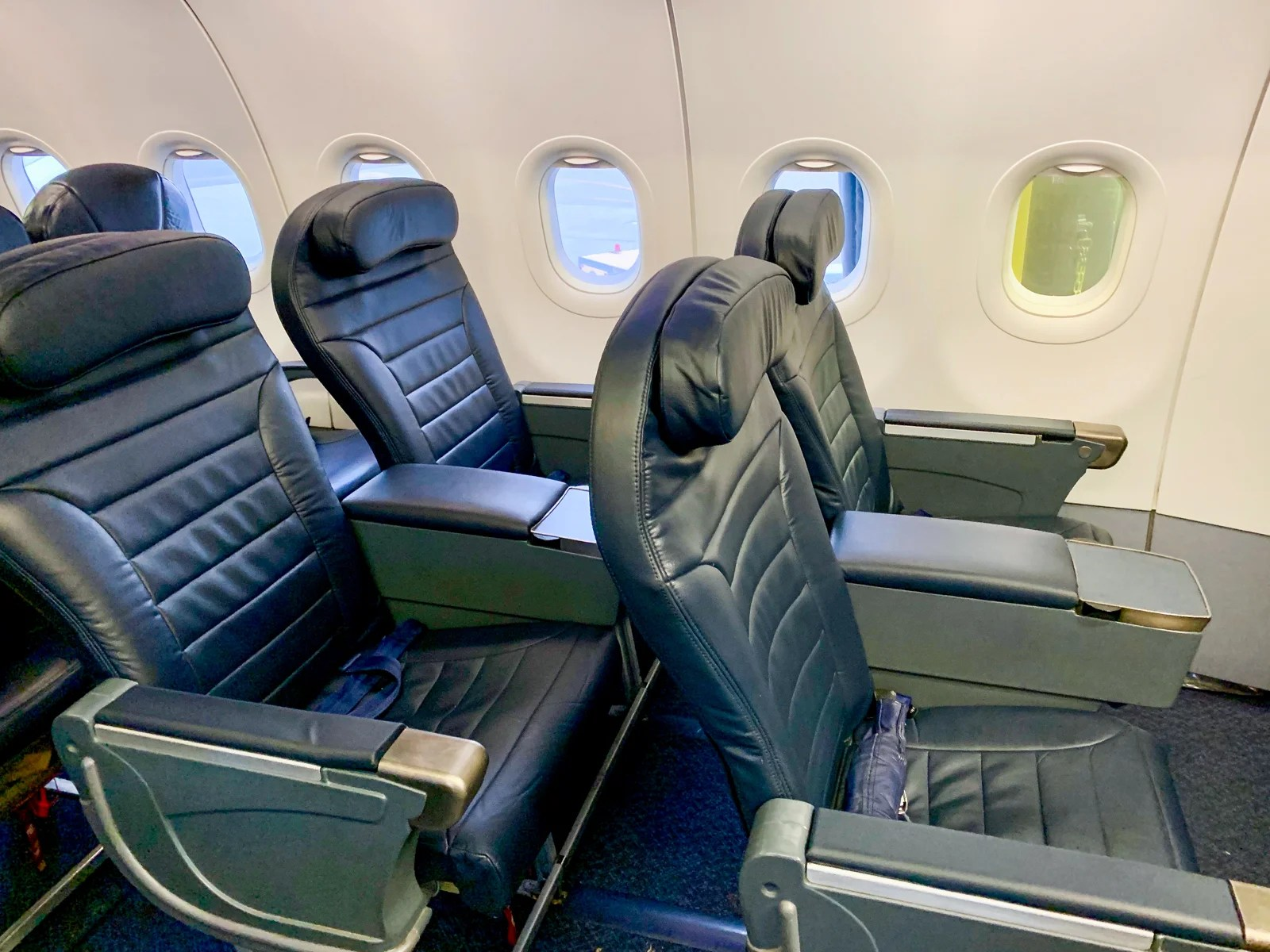 Review: Spirit's Big Front Seat From Newark to Las Vegas