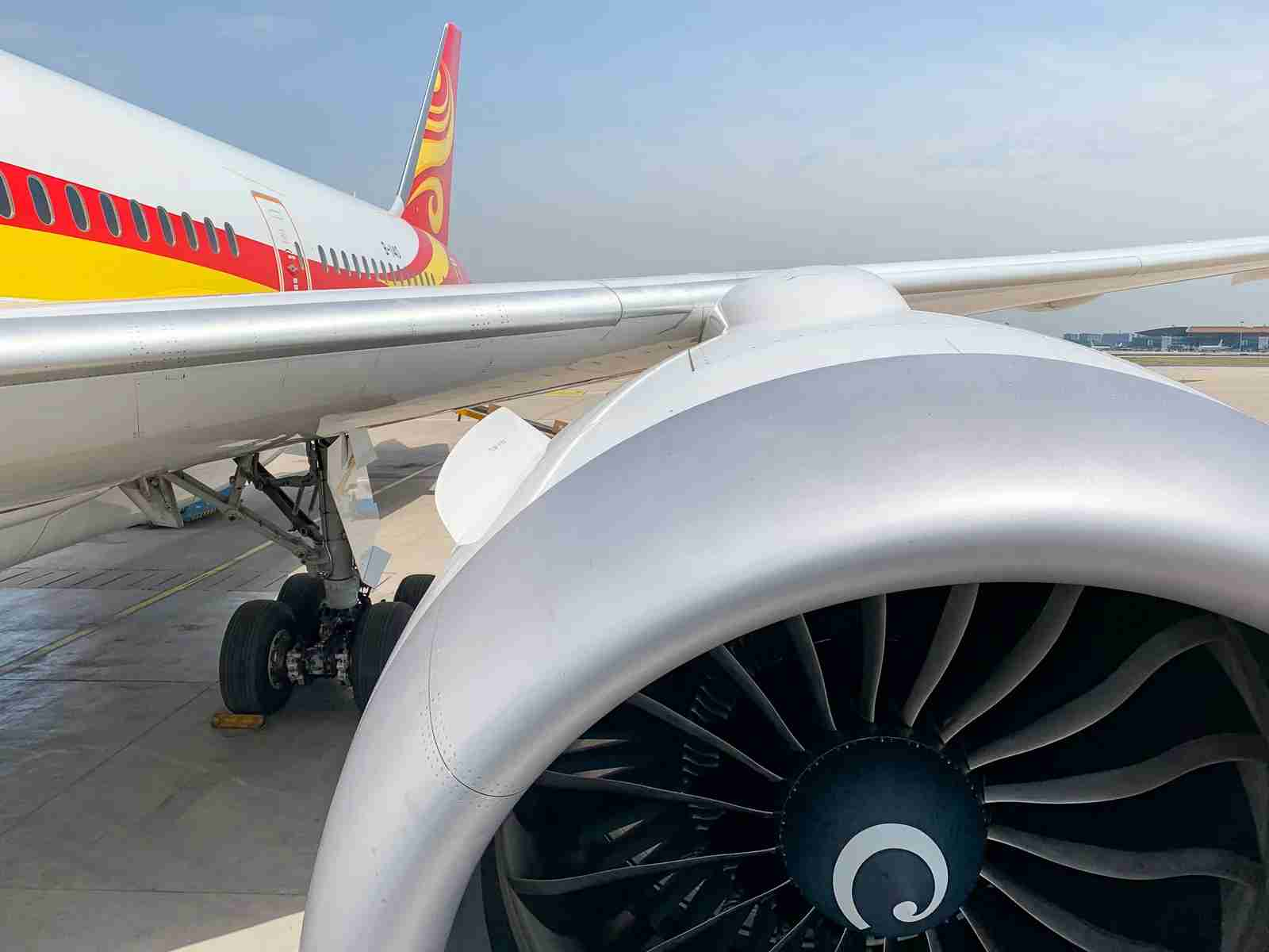 A Hainan Airlines Boeing 787. (Photo by Javier Rodriguez / The Points Guy)