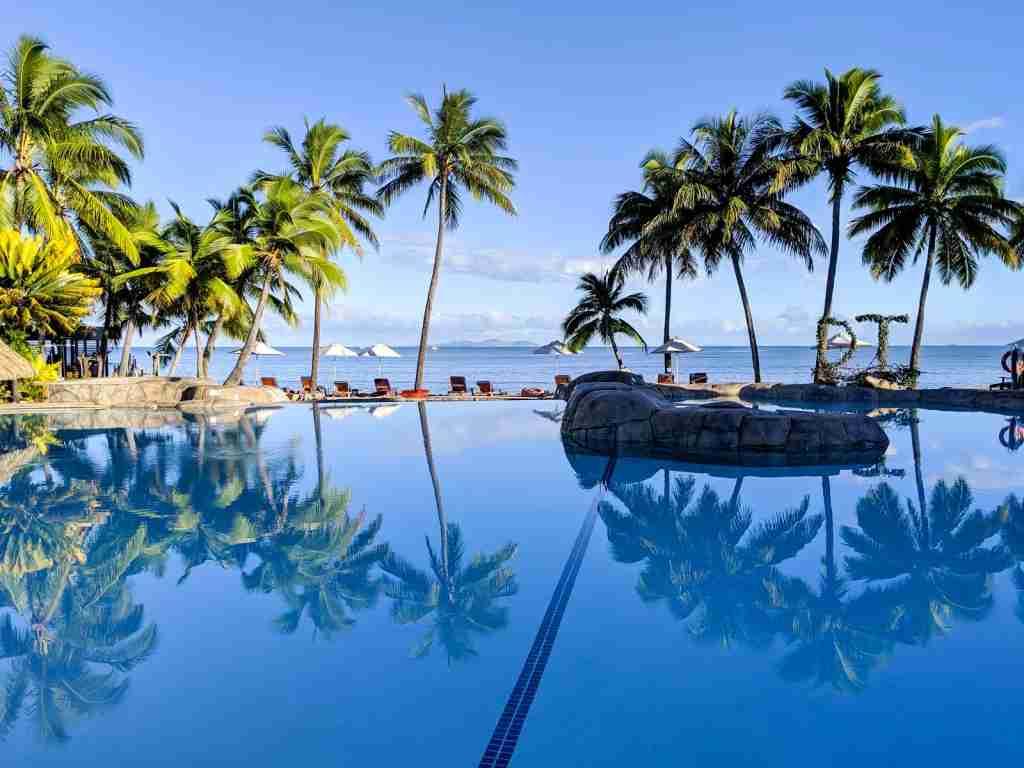 Hilton Doubletree Fiji (Photo by Katie Genter / The Points Guy)