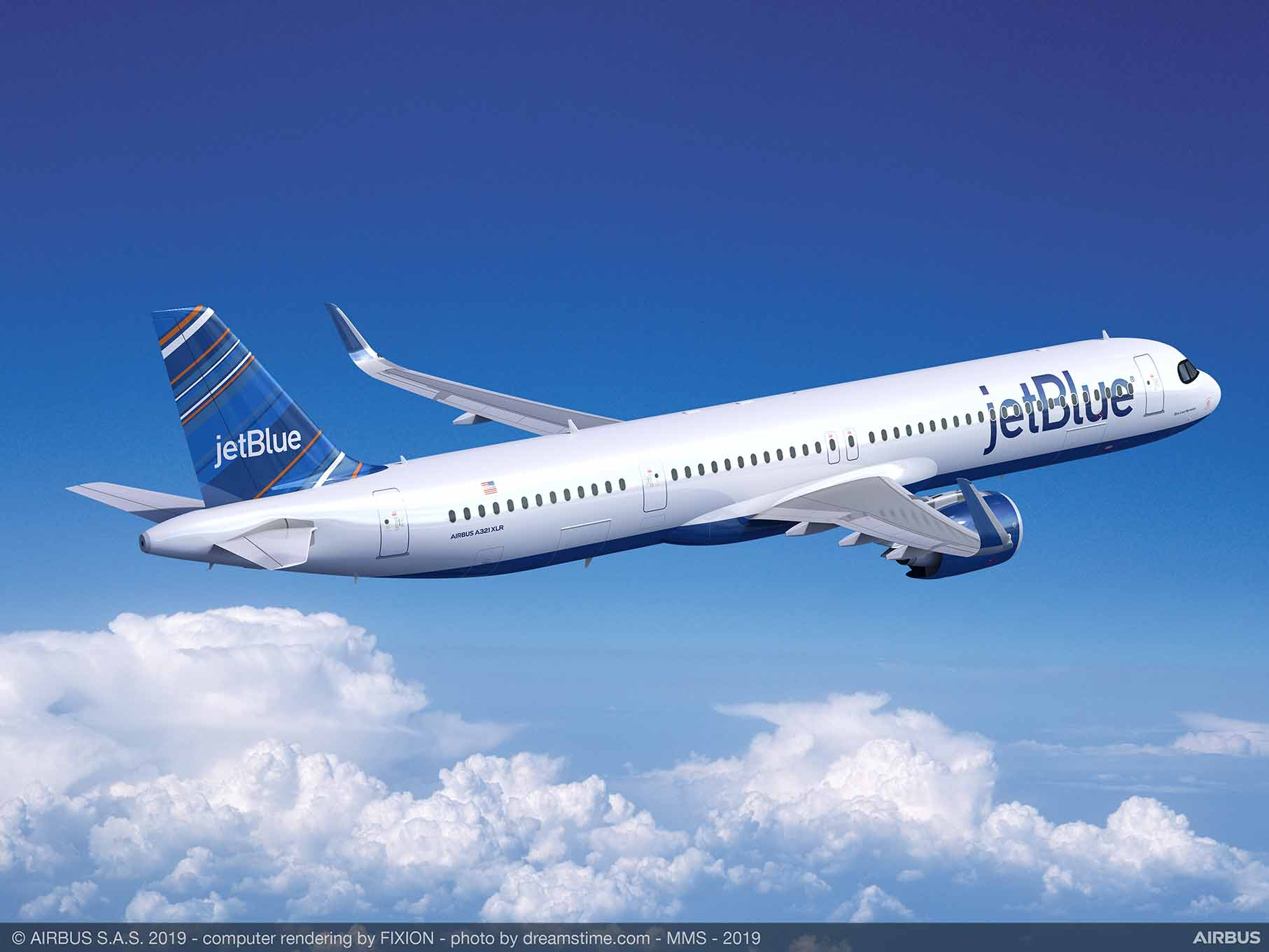 JetBlue remains tight-lipped about which London airport it'll fly to