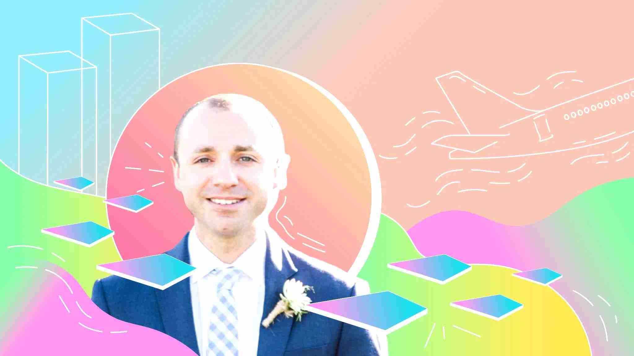 Brian Gambino pride profile
