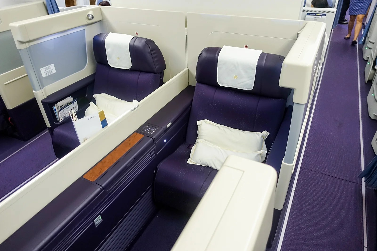 Here's How to Use Your American Airlines Miles to Book First-Class Awards on China Southern