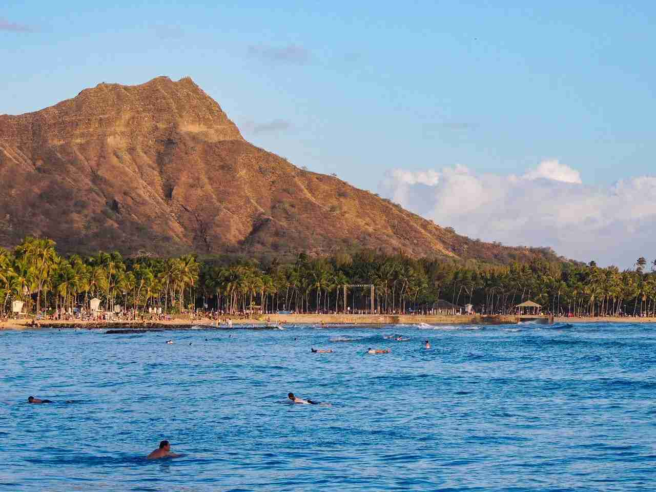 Diamond Head Oahu Honolulu Waikiki