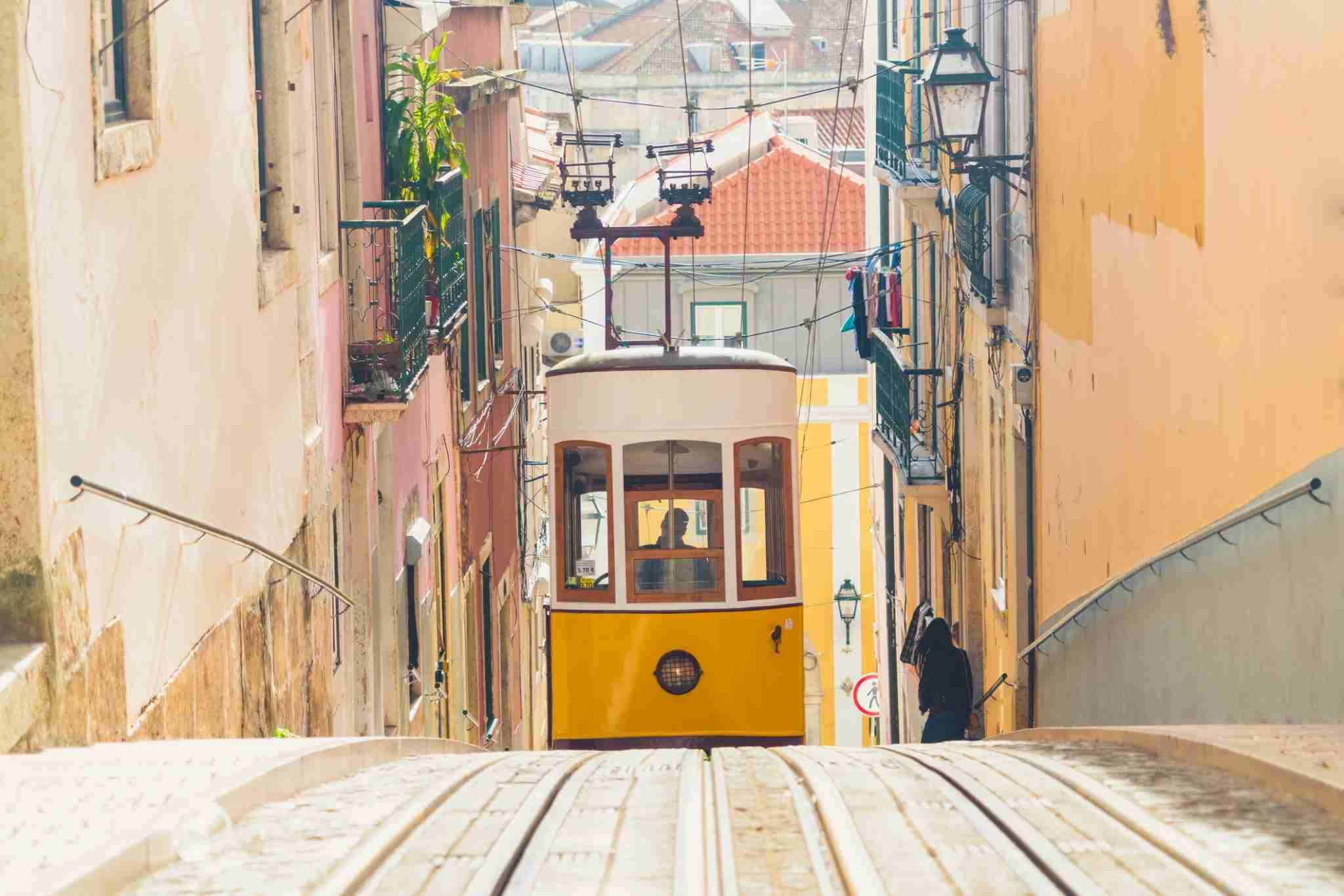 Take a ride on Lisbon