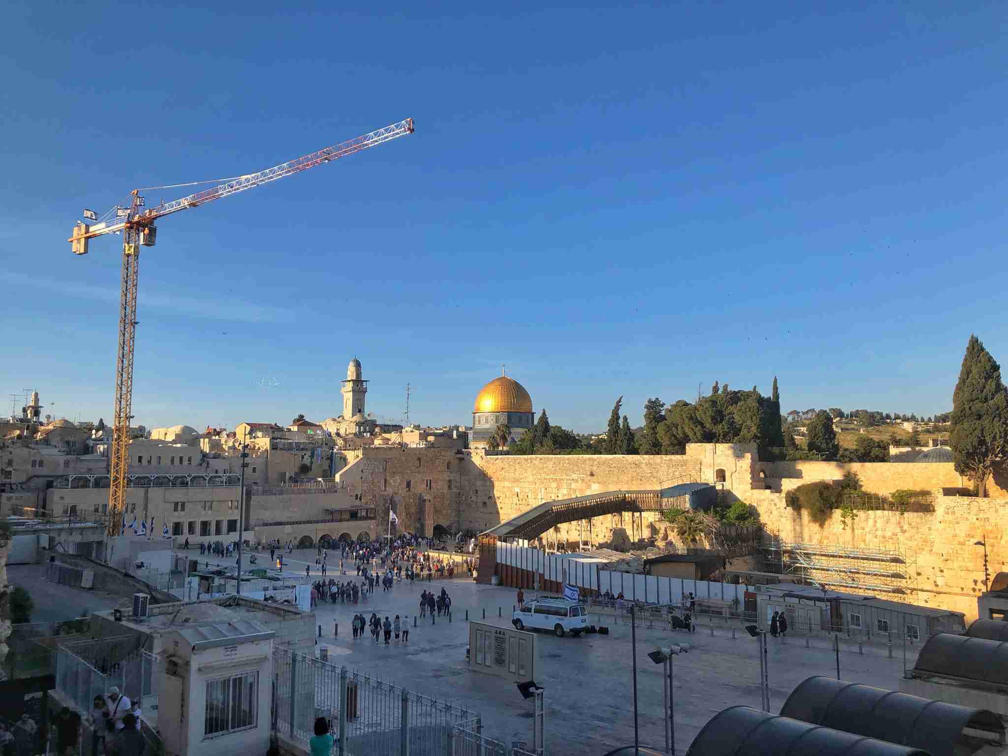 Jerusalem. Photo by Lori Zaino.